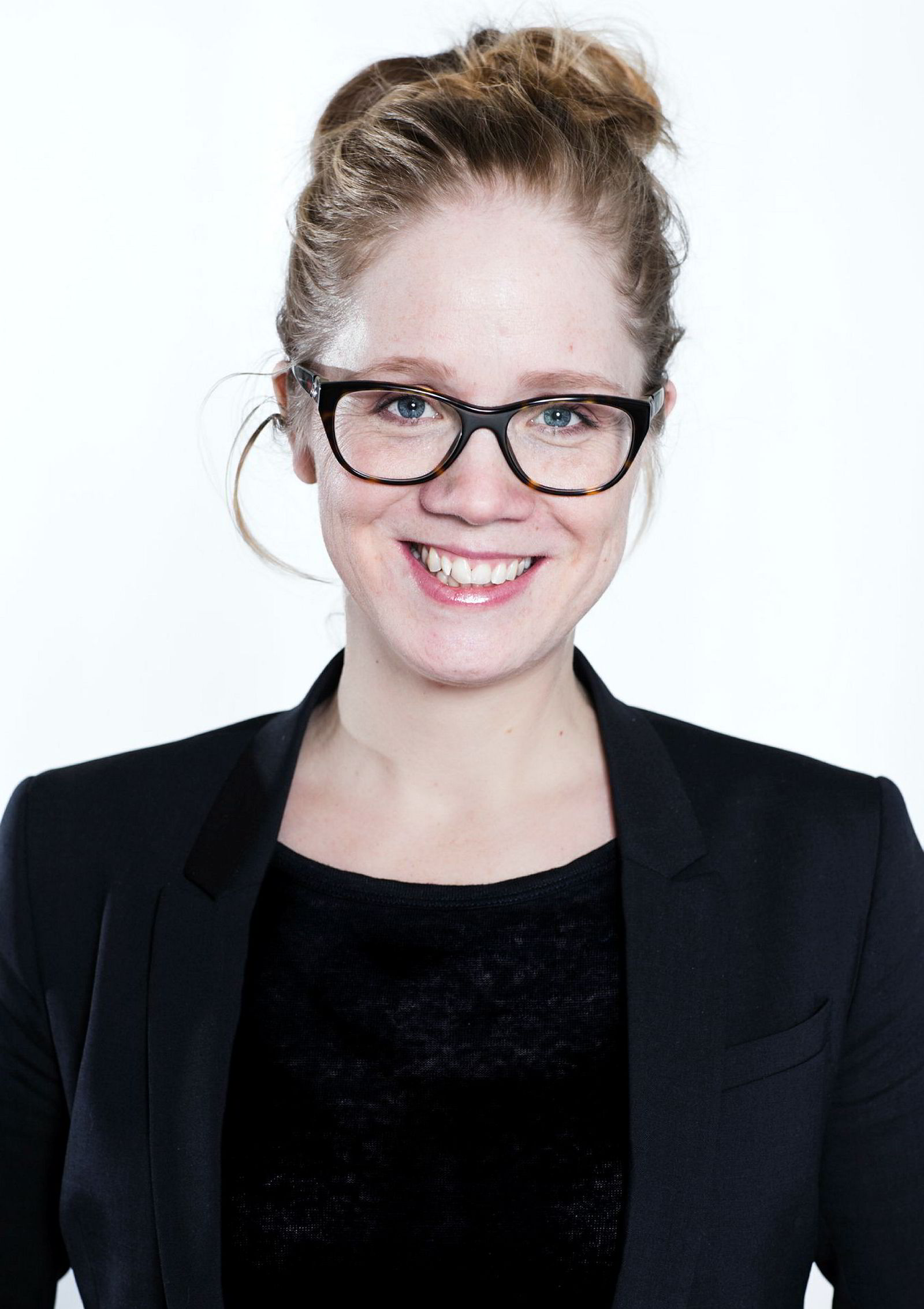 Jorunn Birgitte Gjessing-Johnrud, som leder Innovasjon Norges satsing på helse og velferd.