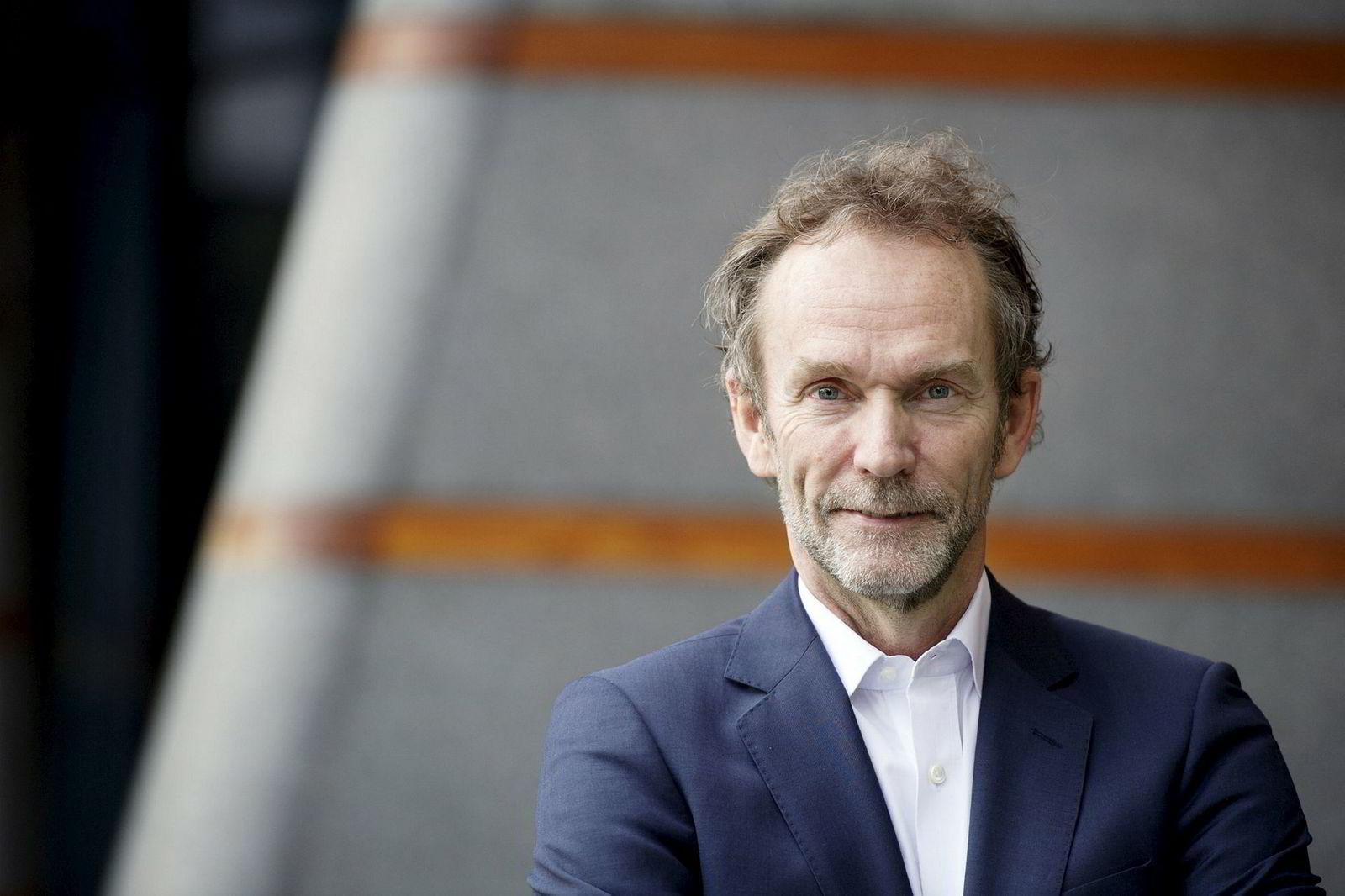 Sjeføkonom Harald Magnus Andreassen i Swedbank mener det ikke er akutt behov for stimulans i økonomien.