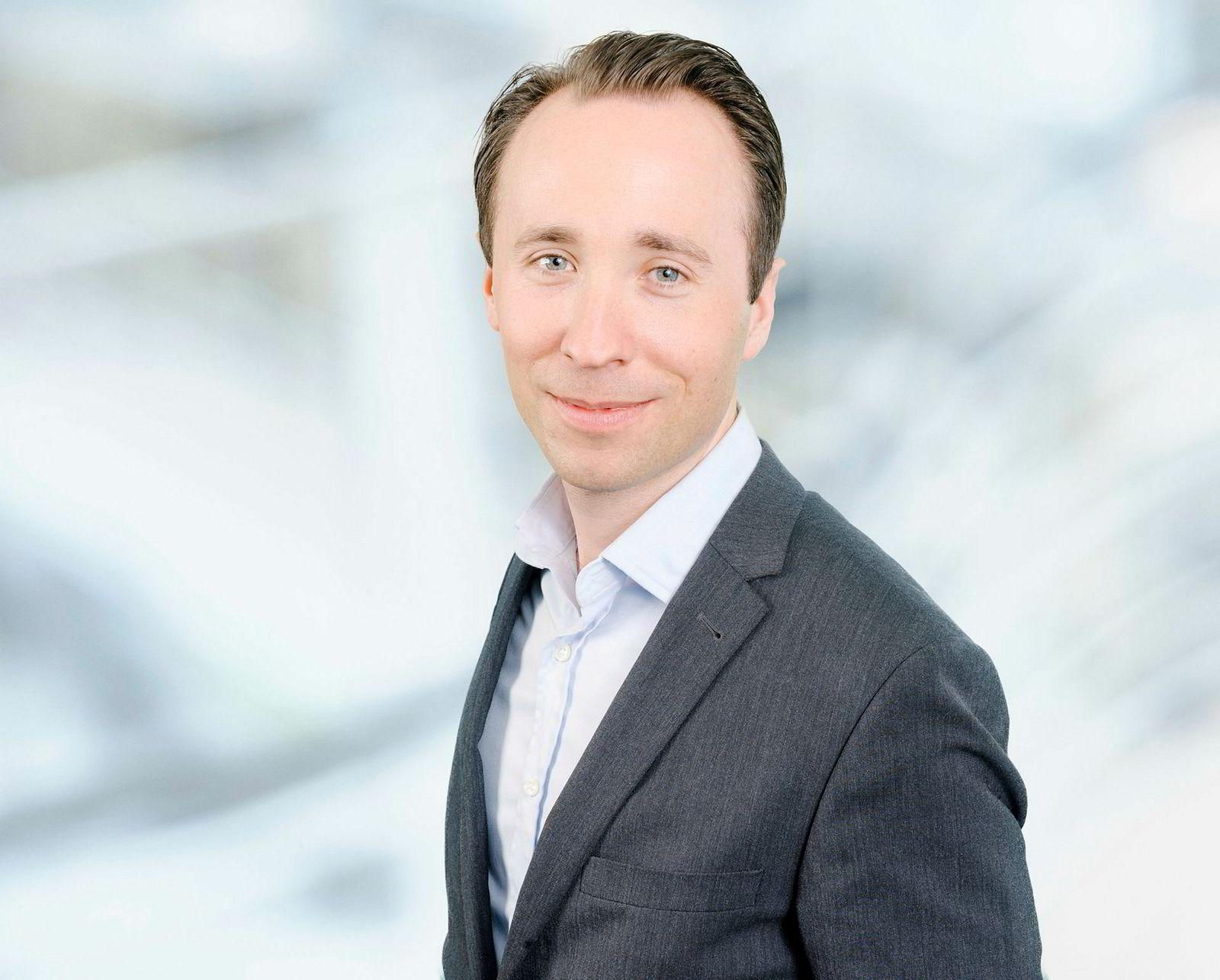 Analytiker Audun Martinsen, Rystad Energy.