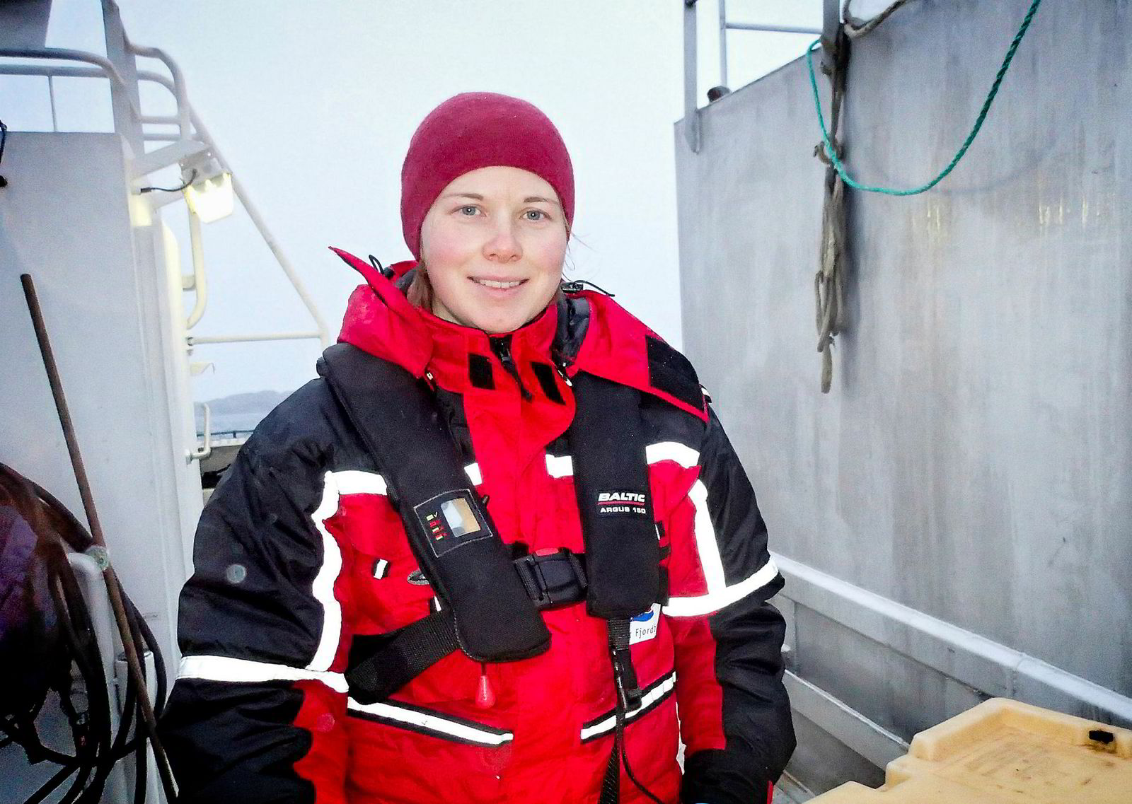 Kari Olli Helgesen er forskerved seksjon for epidemiologi hos Veterinærinstituttet.