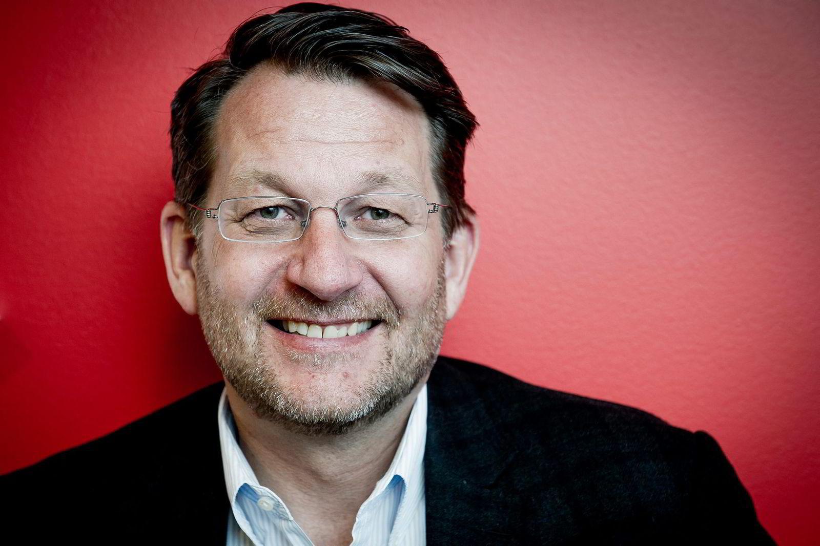 Harald Strømme, Discovery Networks. Foto: Gorm K. Gaare