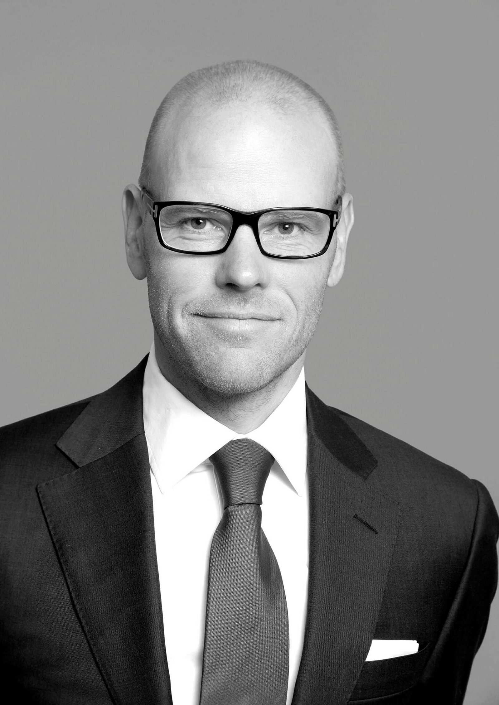 Henrik Hagberg, partner i Advokatfirmaet Thommessen as.