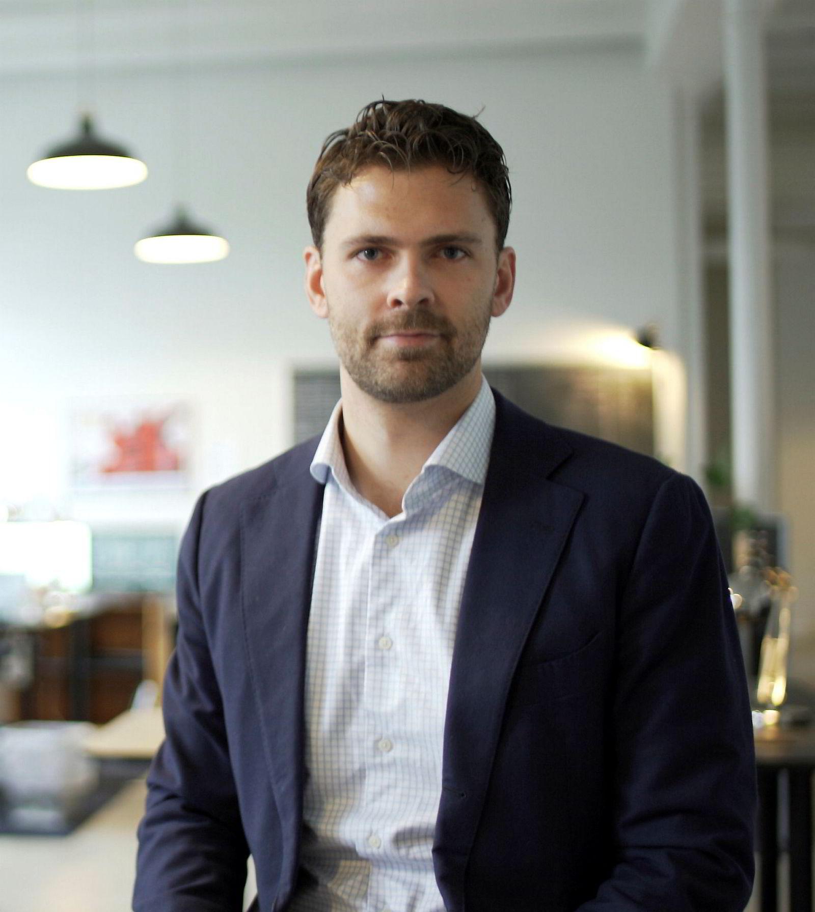 Andreas Von Buchwald i Nordic Knowledge Partners har mener Fjord Line er et interessant case, som kan bli solgt til høsten.