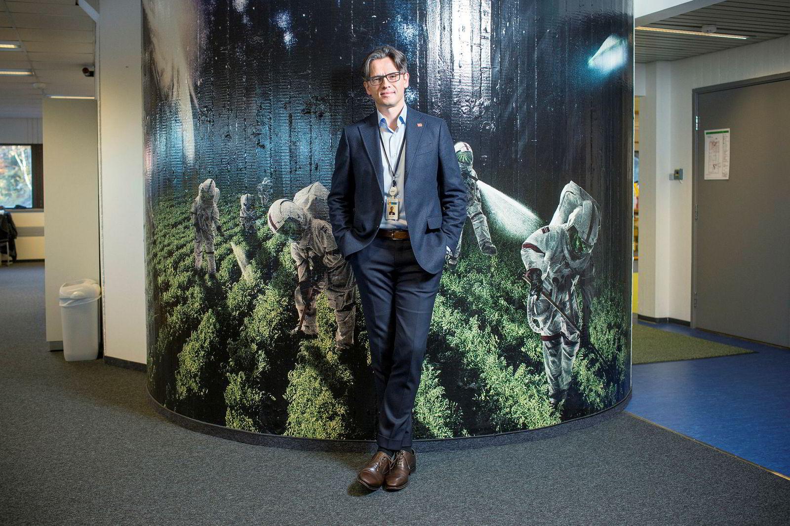 Bernt Skeie er direktør i Prototech og styreleder i Greenstat.