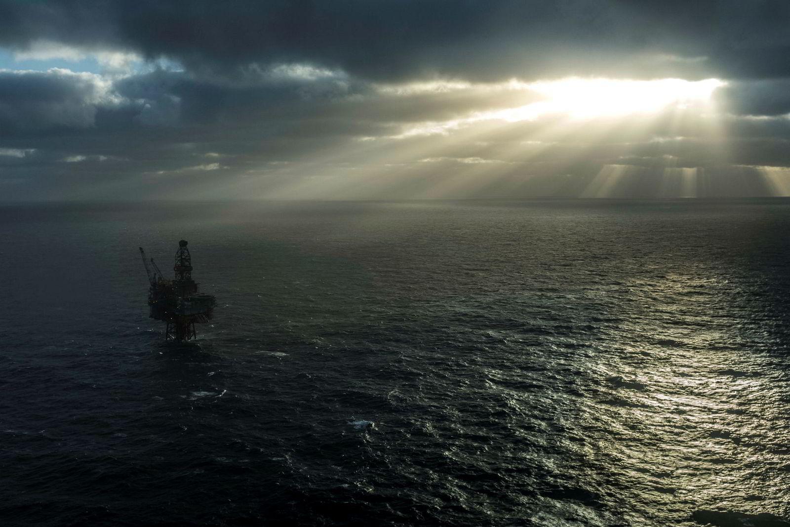 Ringhorne er et av to aktive felter Point Resources overtar fra ExxonMobil i Norge, samt 315 tidligere ExxonMobil-folk.