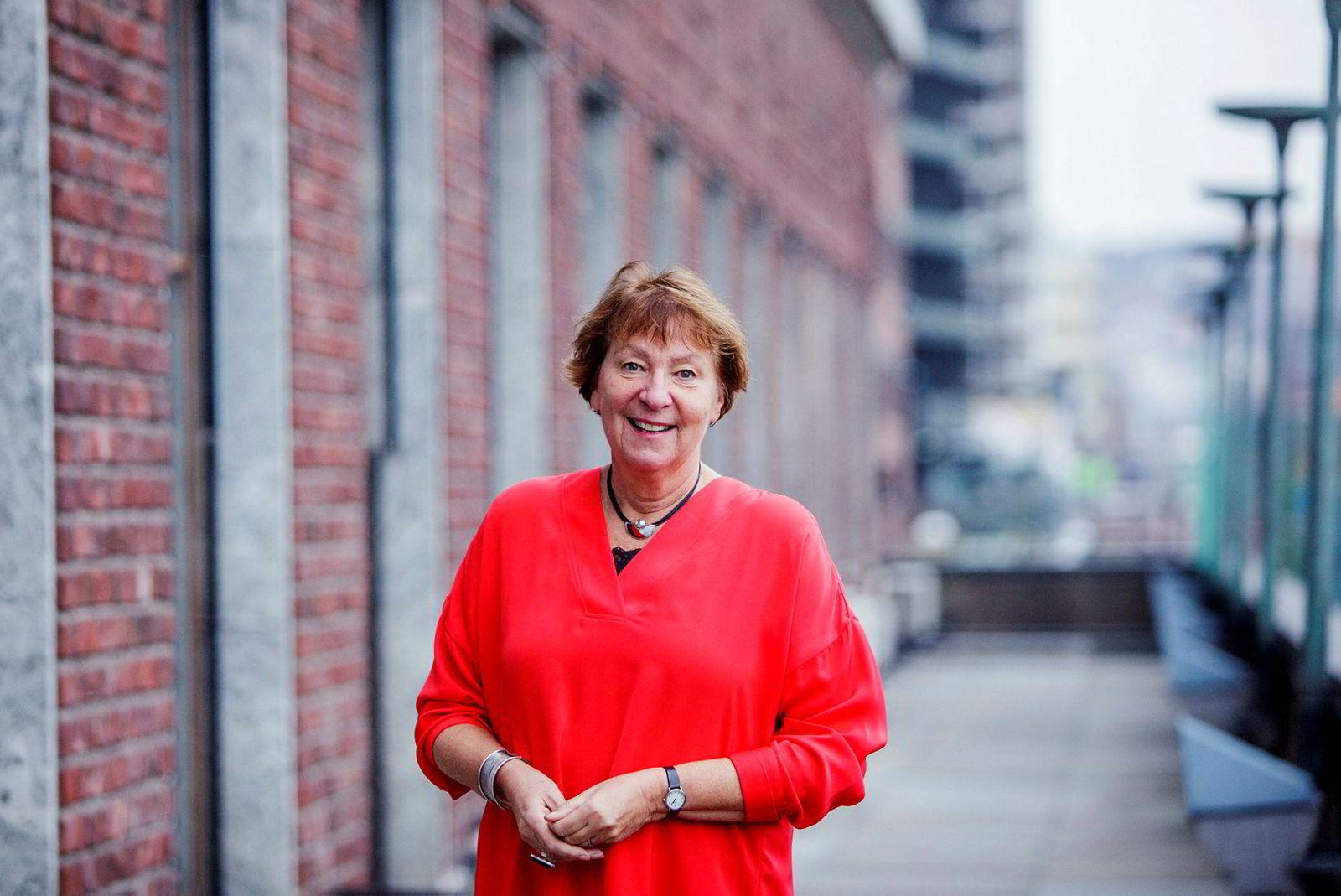 Marianne Borgen (SV) er ordfører i Oslo.