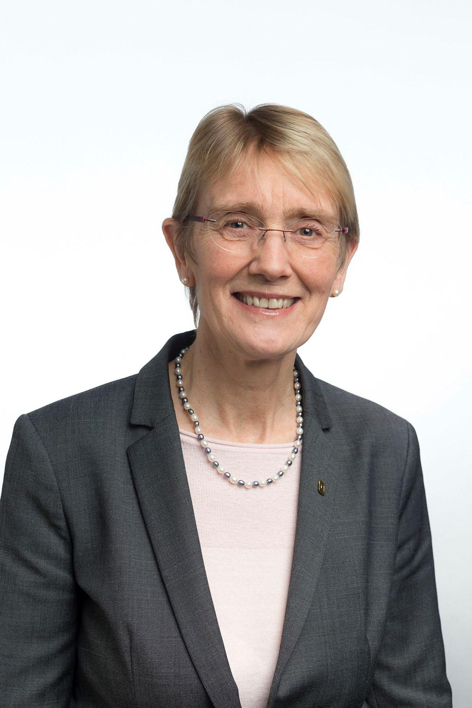 Prorektor Anne Borg ved NTNU.
