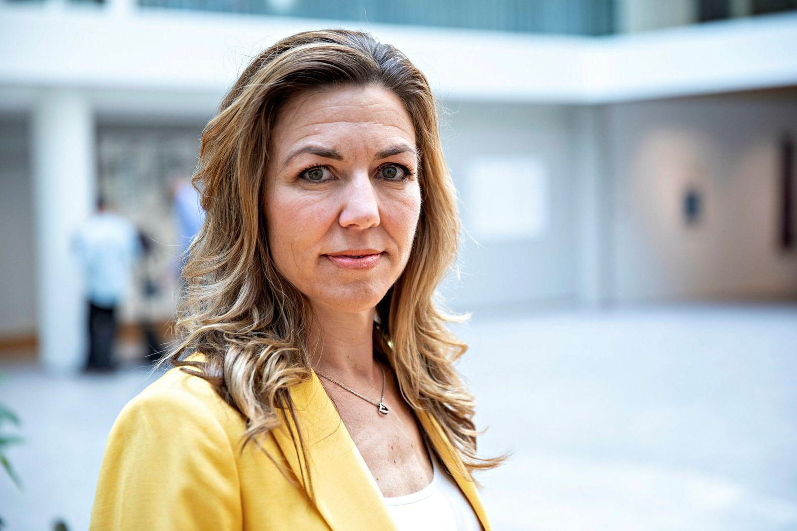 Thina Saltvedt, sjefanalytiker for bærekraftig finans i Nordea.
