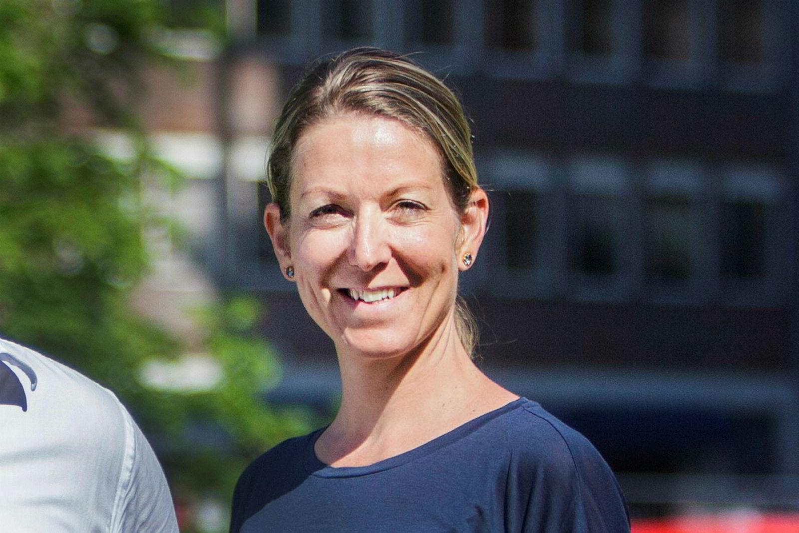 Karen Elisabeth Heskja i DNB Venture har, i likhet med flere andre i juryen, vært med på å investere i mange oppstartsselskaper.