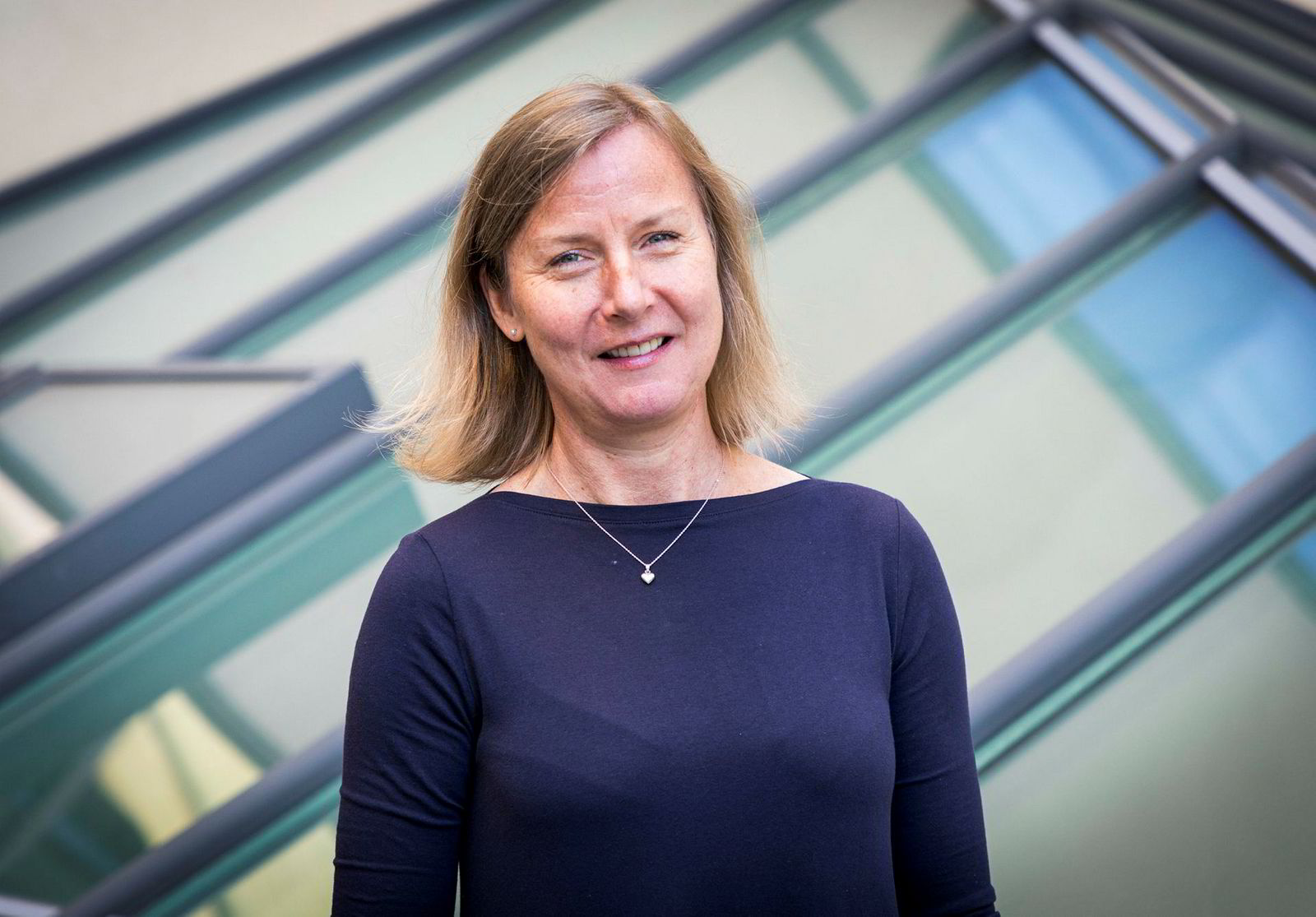 Nkom-sjef Elisabeth Aarsæther.