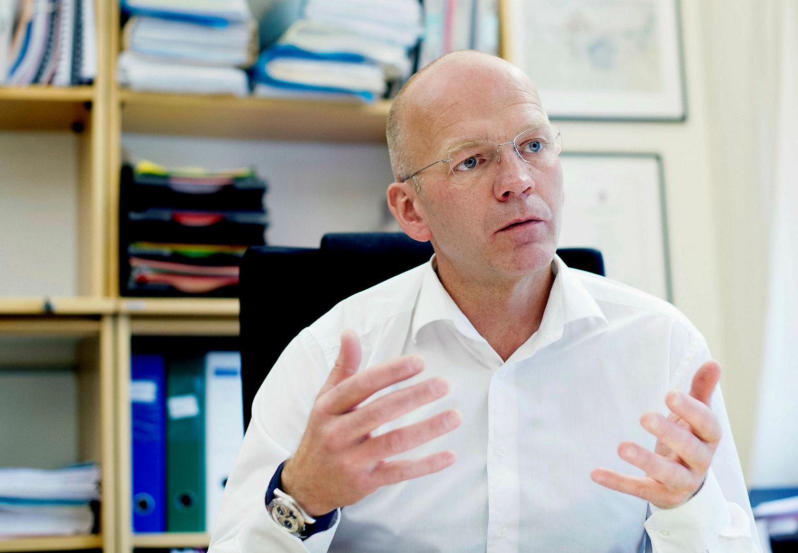 Christian Lundin er advokat og partner i advokatfirmaet Ness Lundin.