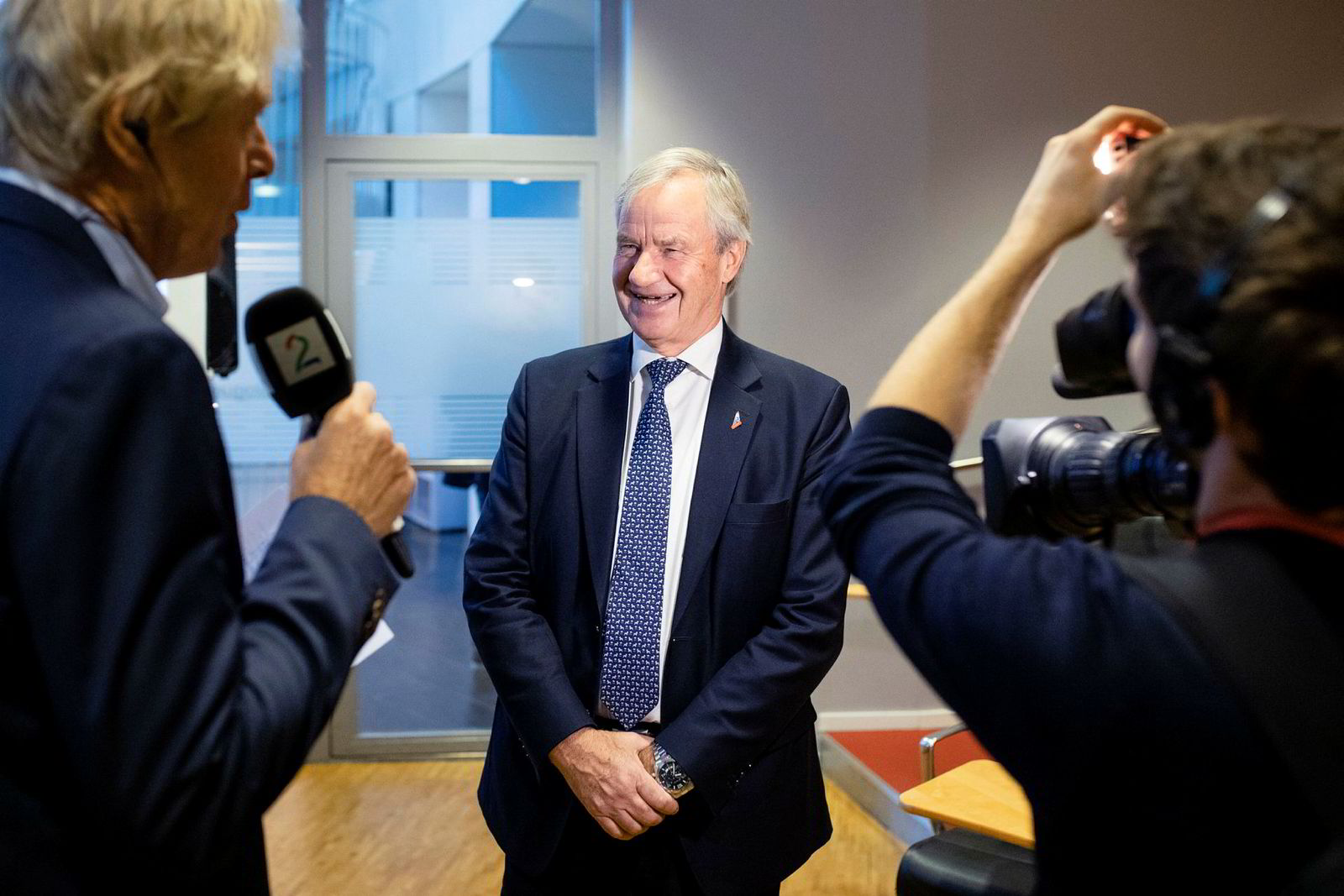 Norwegian-sjef Bjørn Kjos får endelig drahjelp av å kjøpe drivstoff uten å låse fast prisen på det meste.