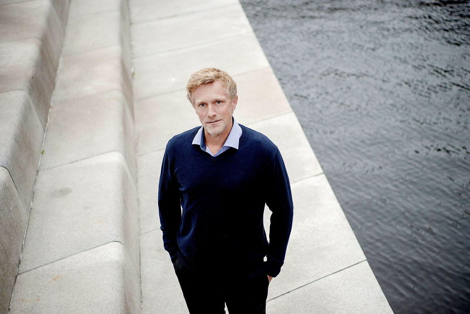Porteføljeforvalter Martin Mølsæter i First-fondene.