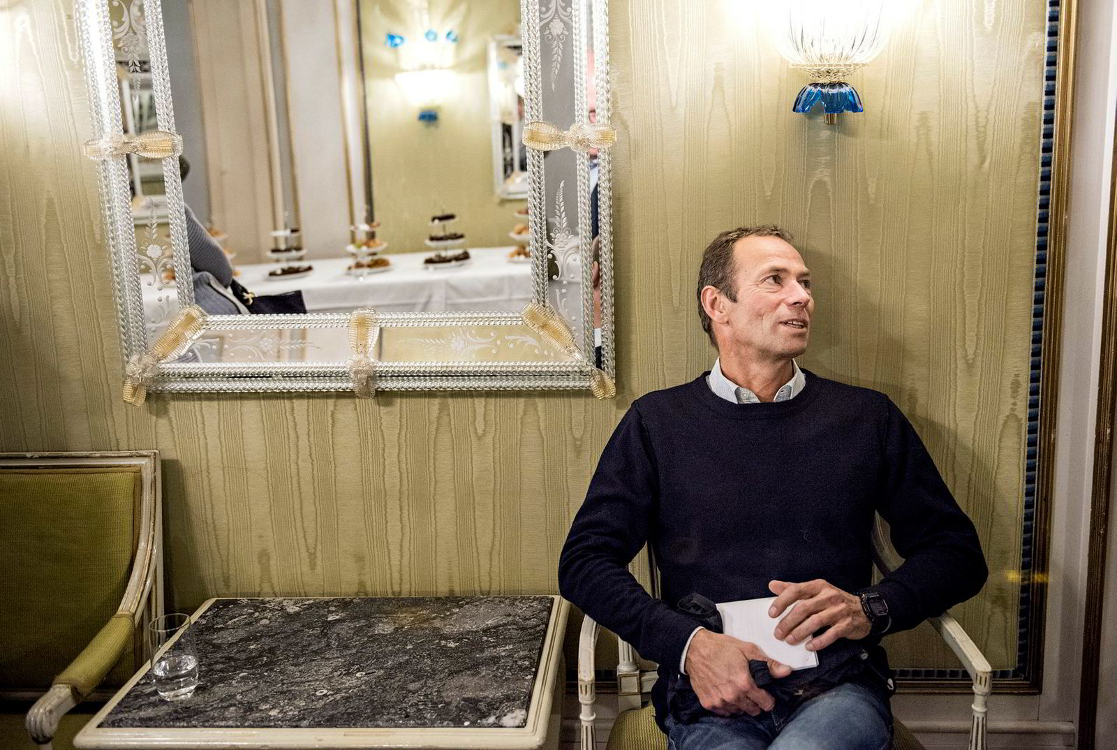 Investoren Ivar Tollefsen eier eiendom for over 55 milliarder.