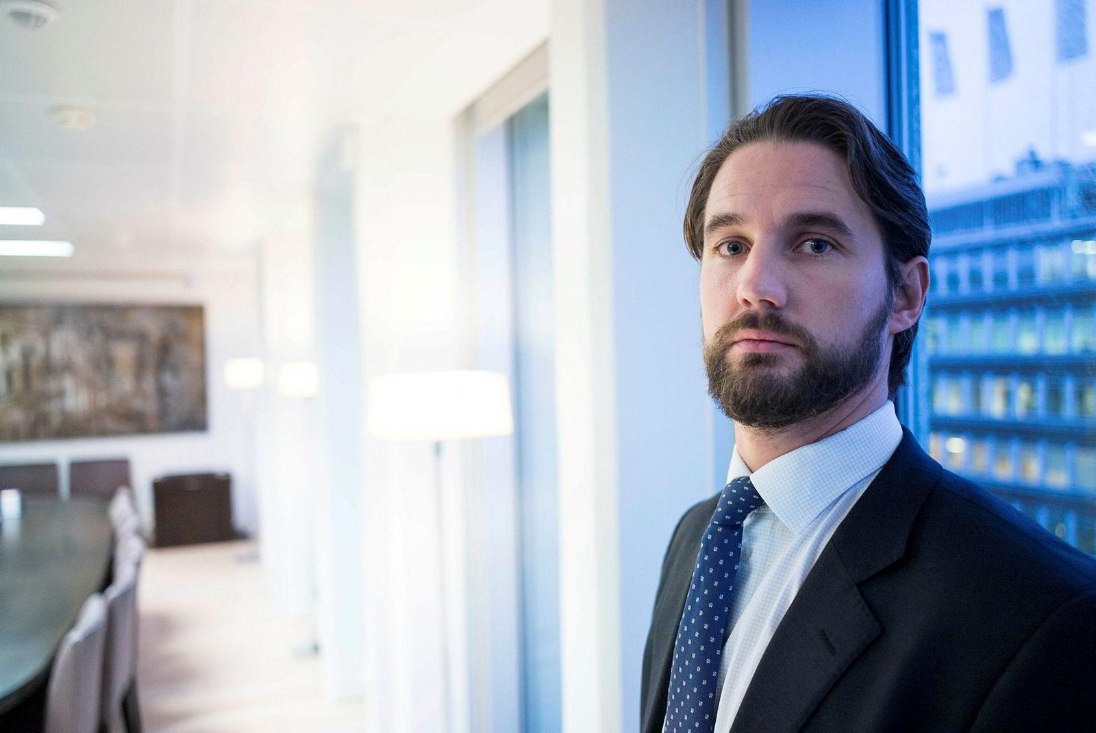 Oljeanalytiker Christian Yggeseth i Danske Bank ser ikke for seg kutt på norsk sokkel.