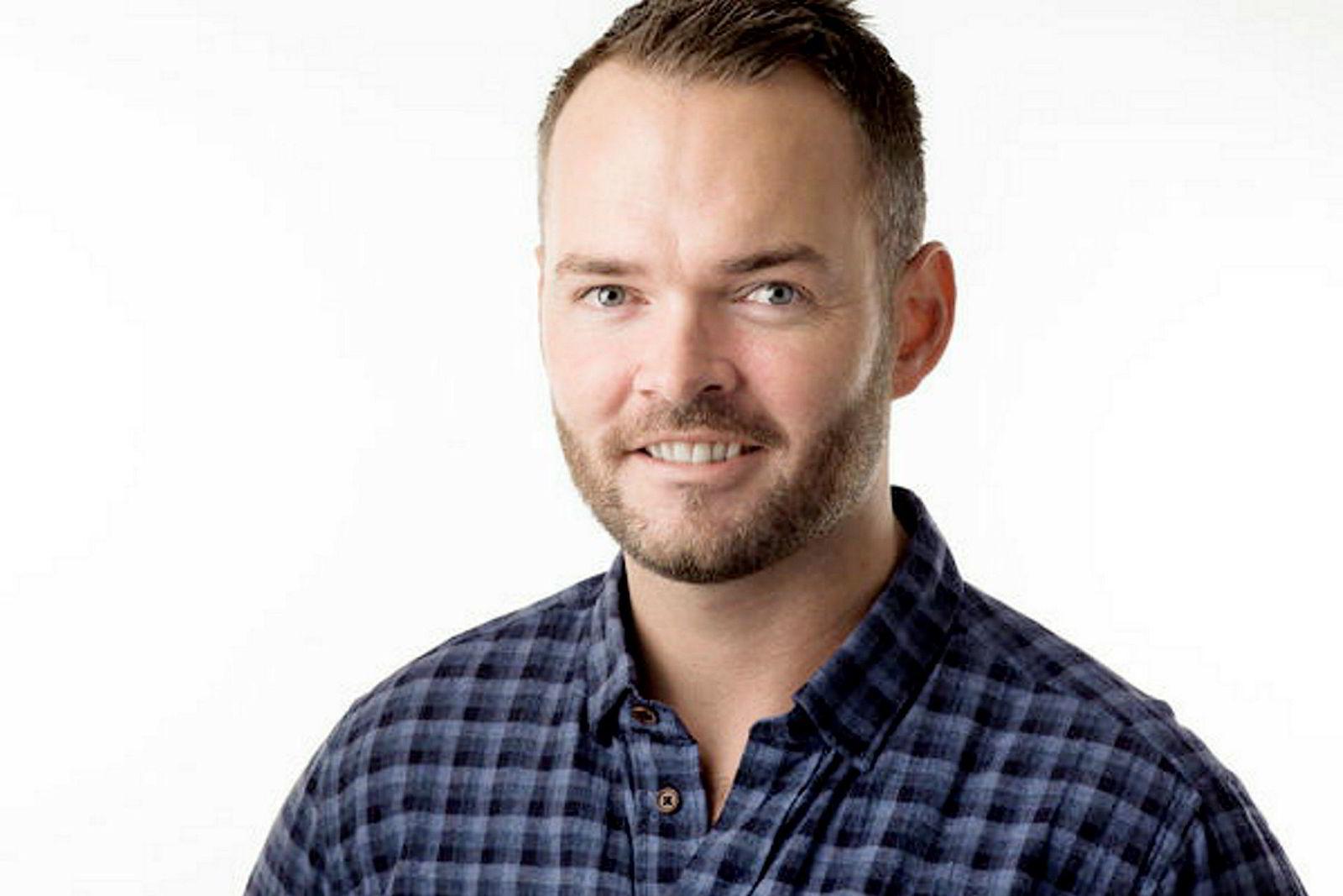 Seniorrådgiver Tom Steffensen i Kunnskapsparken Bodø.