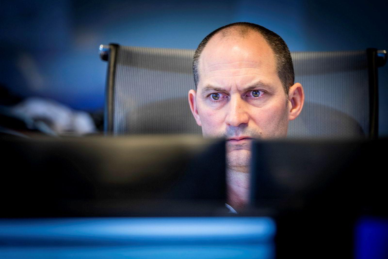 Aksjesjef Marius Aaserud i Handelsbanken Capital Markets mener det også finnes muligheter tross krisestemning på børsen.