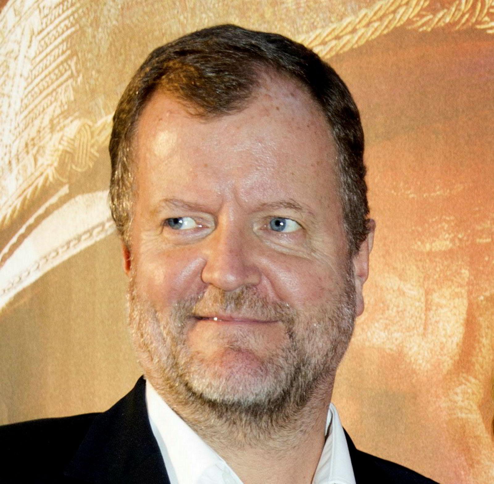 Underholdningsredaktør Charlo Halvorsen NRK.