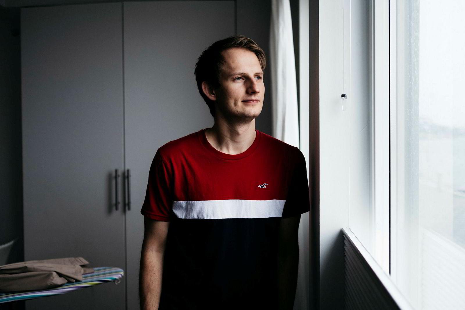 – Vi er dypt bekymret over at Ap forlater den ansvarlige linjen for vår største næring, sier Aleksander Stokkebø (H).