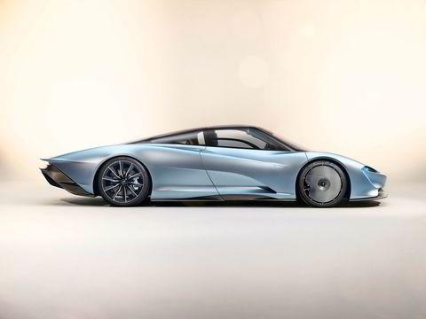 . McLaren Speedtail.