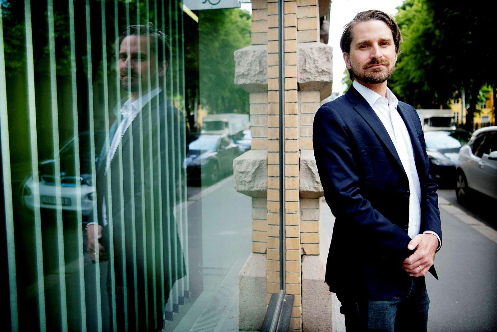 Finn Myrstad, fagdirektør digitale tjenester i Forbrukerrådet.