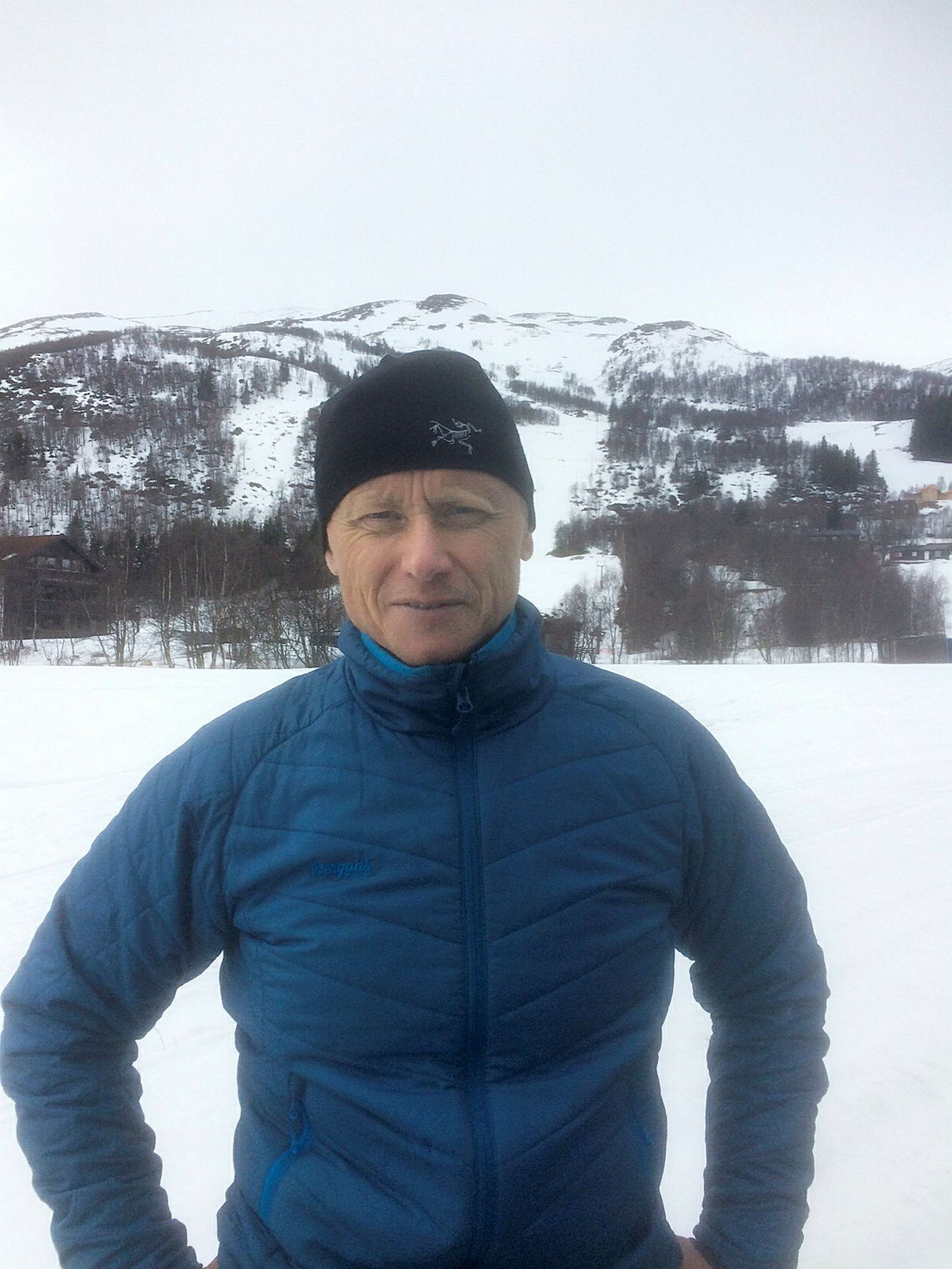 Førstelektor André Horgen ved Høgskolen i Sørøst-Norge.