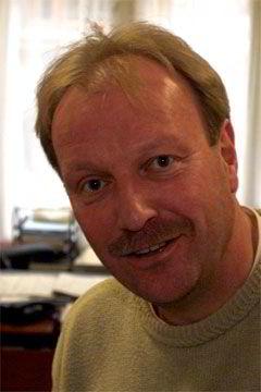 Psykolog John Sandstrøm.