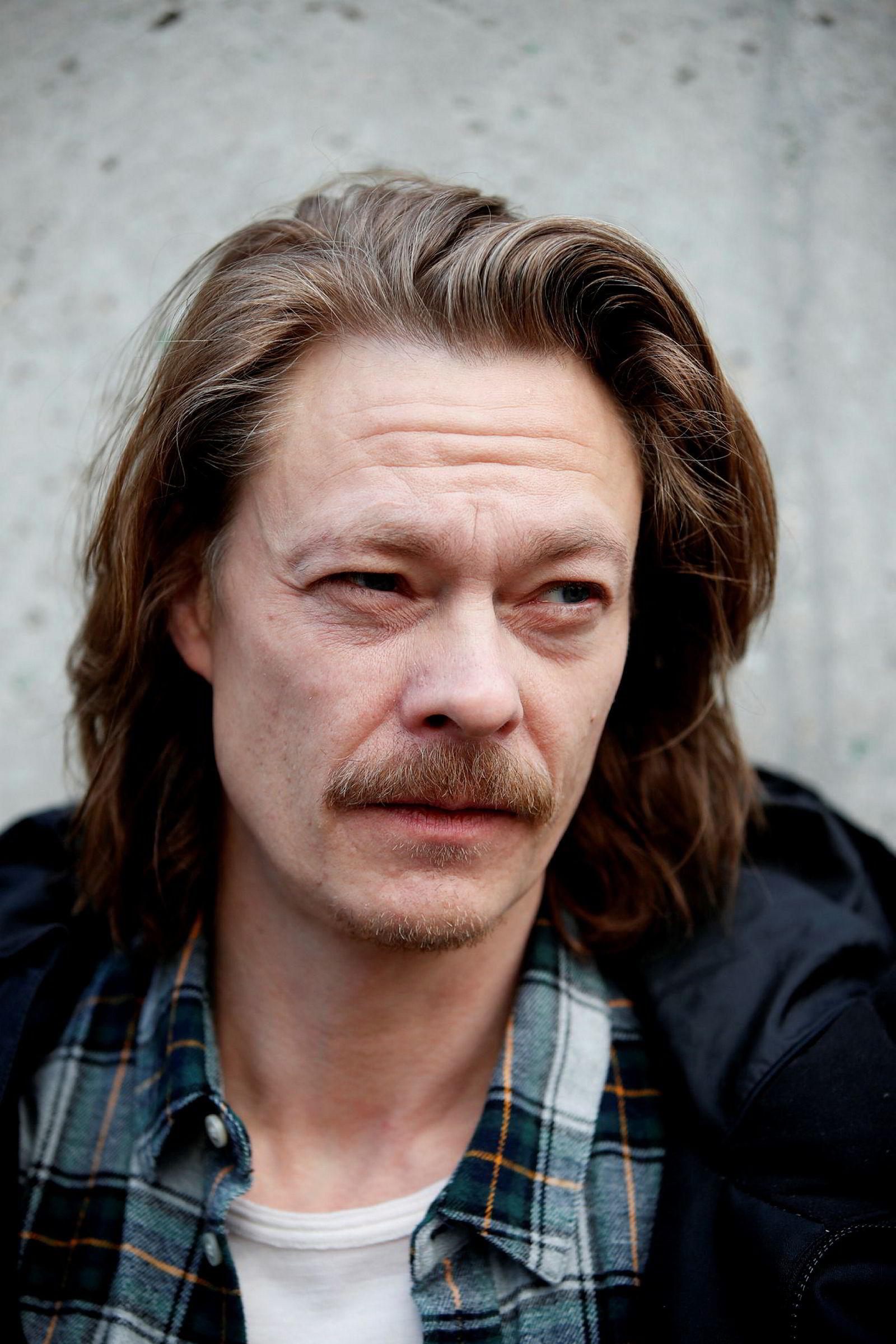 Måtte trekke seg: Kristoffer Joner måtte trekke seg fra hovedrollen i «Kielergata» etter å ha skadet seg under innspillingen av katastrofefilmen «Skjelvet».