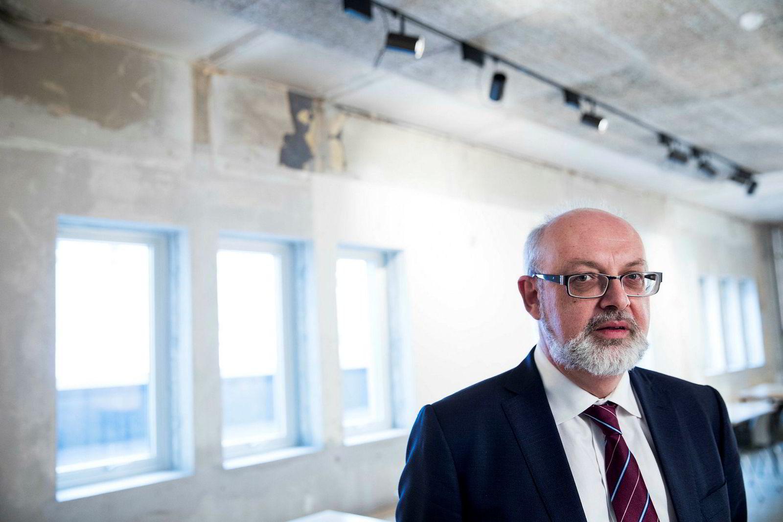Visesentralbanksjef Jon Nicolaisen.