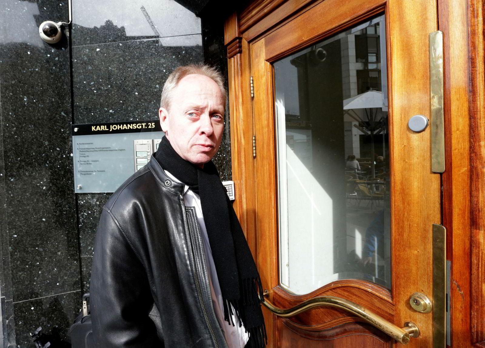 Tidligere stortingsrepresentant Jan Arild Ellingsen var saksordfører da saken ble behandlet.