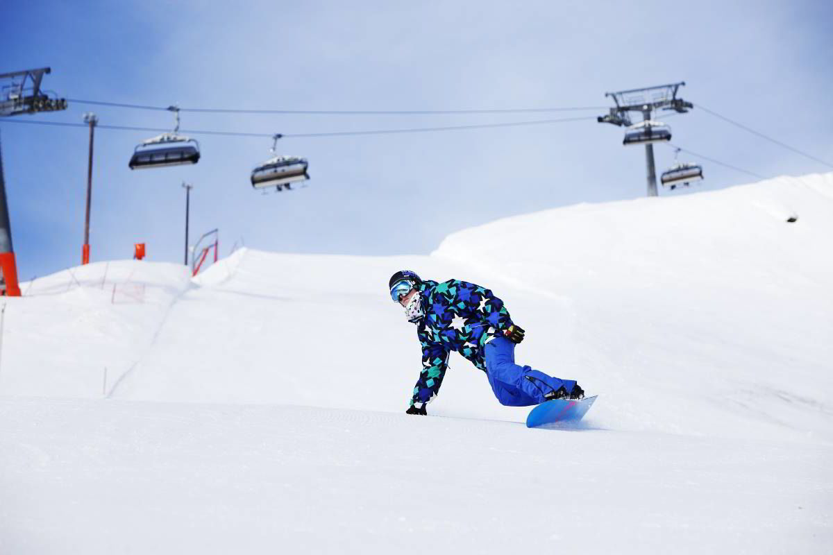 Skeikampen er et godt alternativ for familier som vil prøve noe nytt i Lillehammer/Gudbrandsdalen-området.