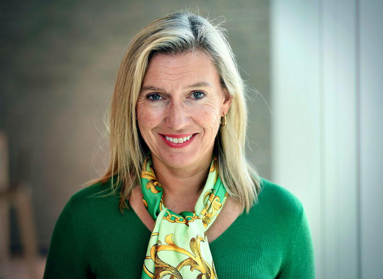 Marit Elisabeth Giske, kommunikasjonsrådgiver i DNB.