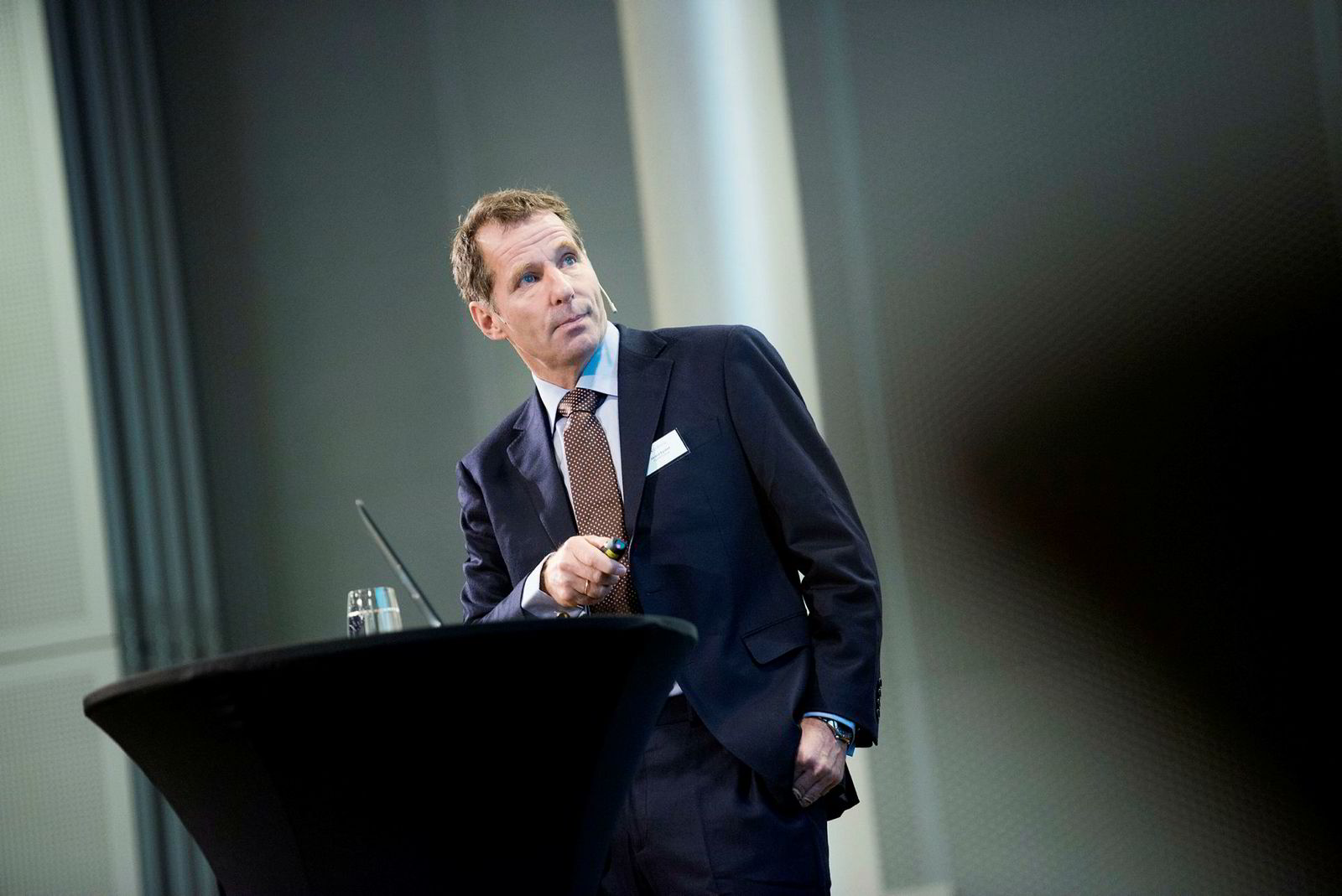Jarand Rystad, administrerende direktør i Rystad Engergy.