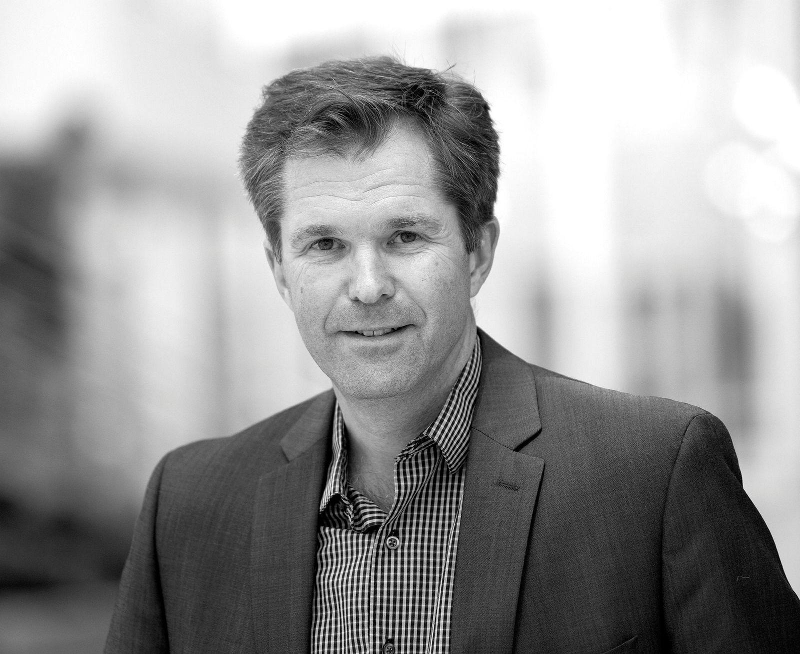 John-Arne Røttingen, administrerende direktør i Forskningsrådet.