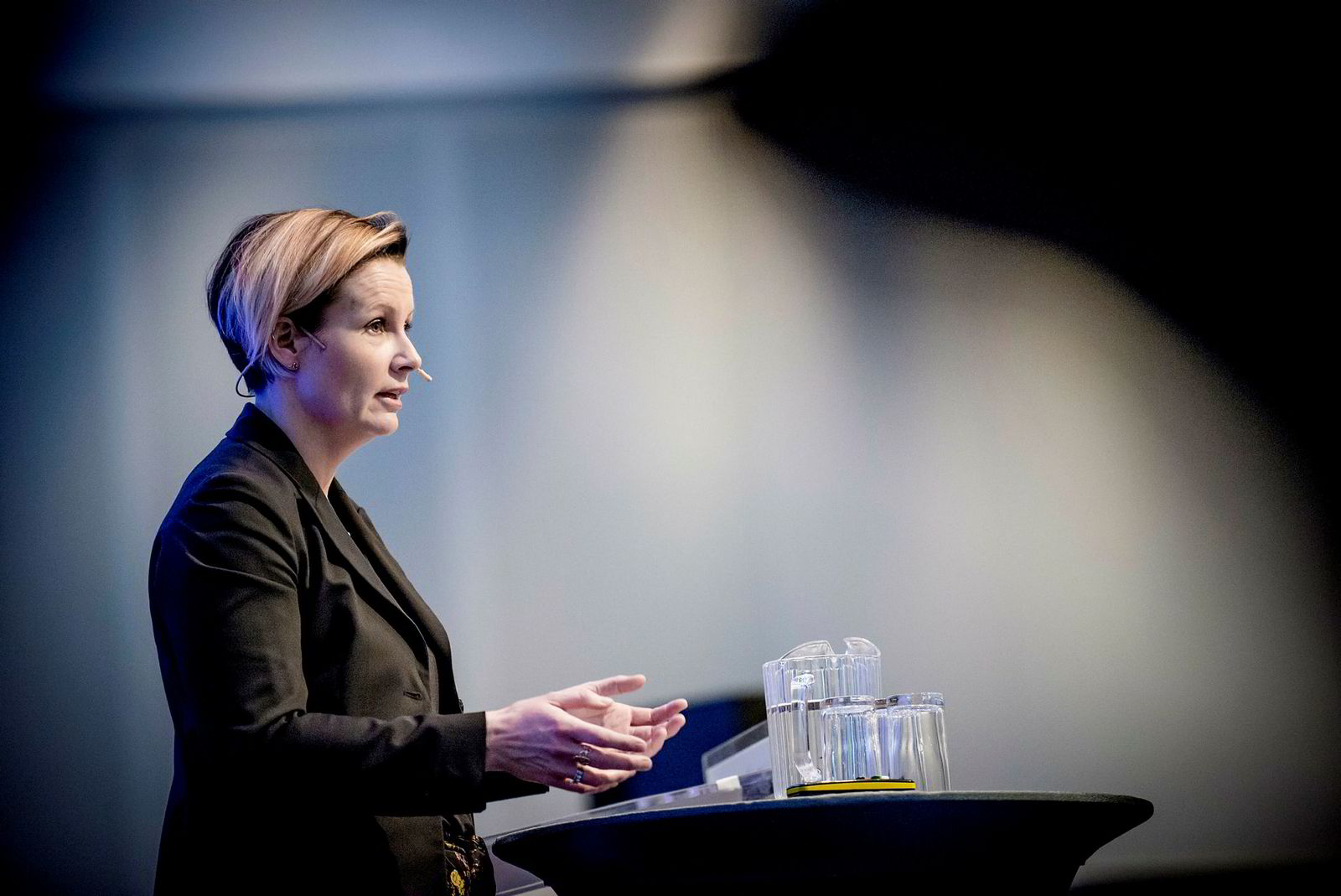 Ina Gjerstad er produktansvarlig for Open Banking i Nordea.