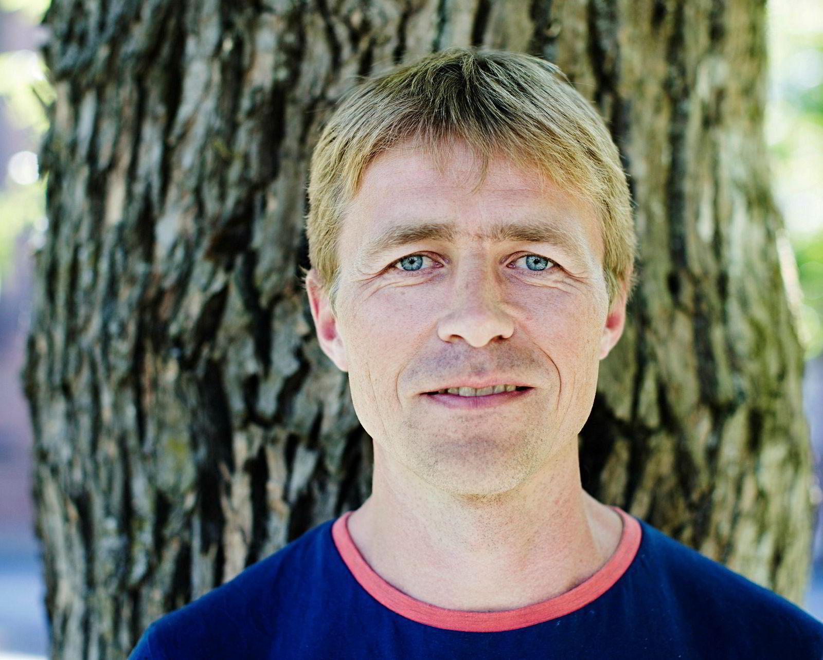 Knut Einar Rosendahl ved Norges miljø- og biovitenskapelige universitet.