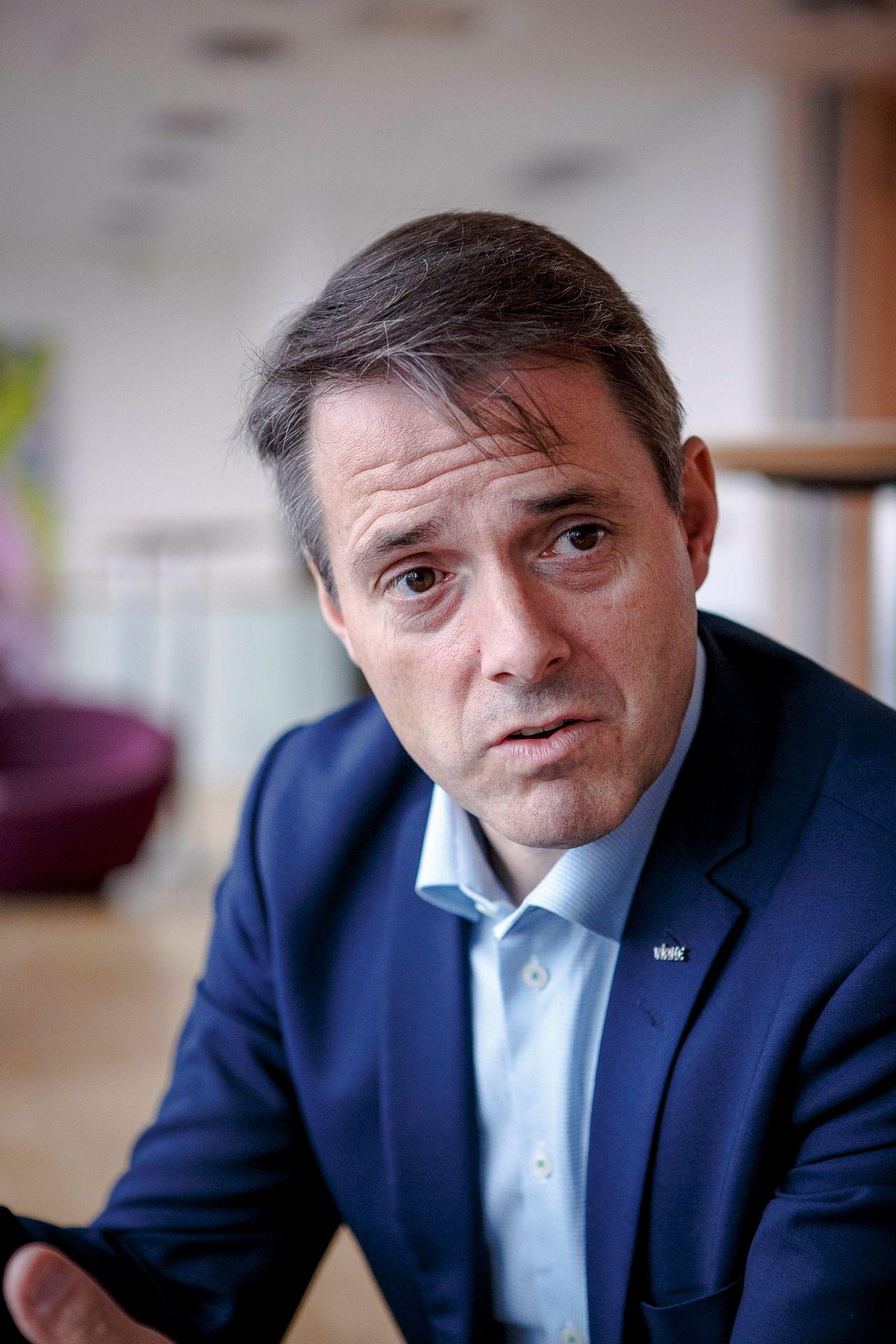 Virke-direktør Ivar Horneland Kristensen