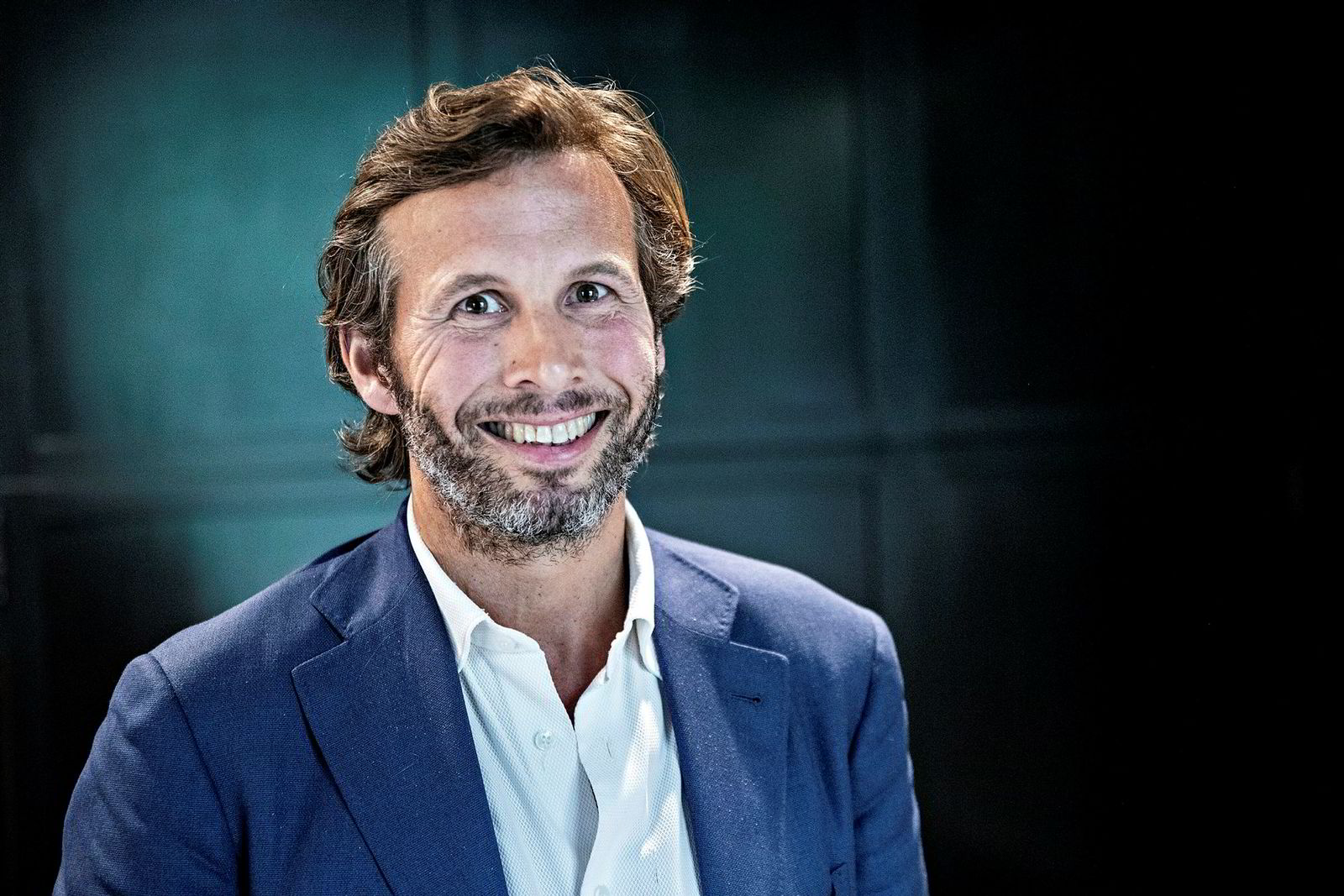Aars-styreleder Øyvind Schage Førde.