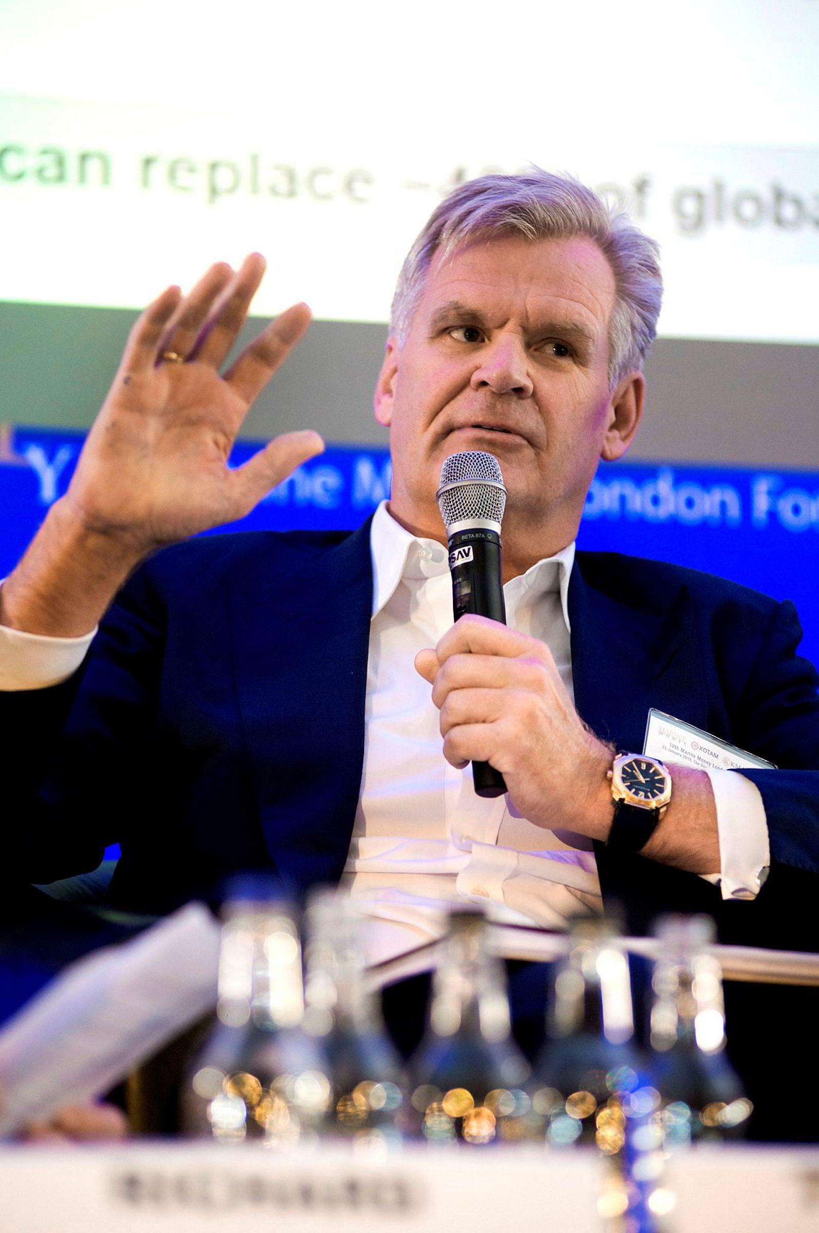 – Vi er glade for at Kibsgaard vil gå inn i styret til Borr Drilling, sier Tor Olav Trøim i en kommentar.
