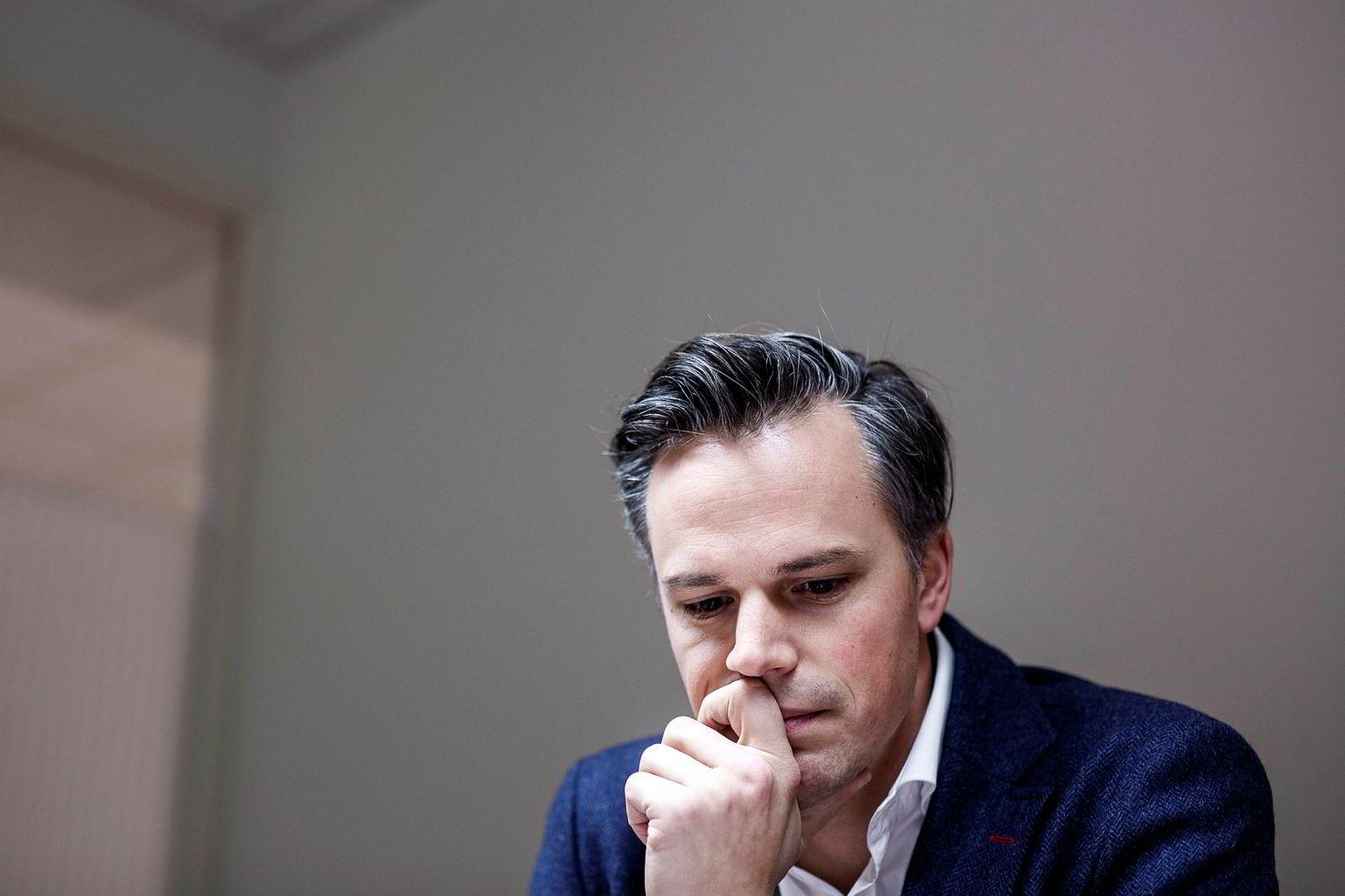 Even Westerveld i DNB sier banken har tenkt lenge og vurdert nøye før anken til Høyesterett.