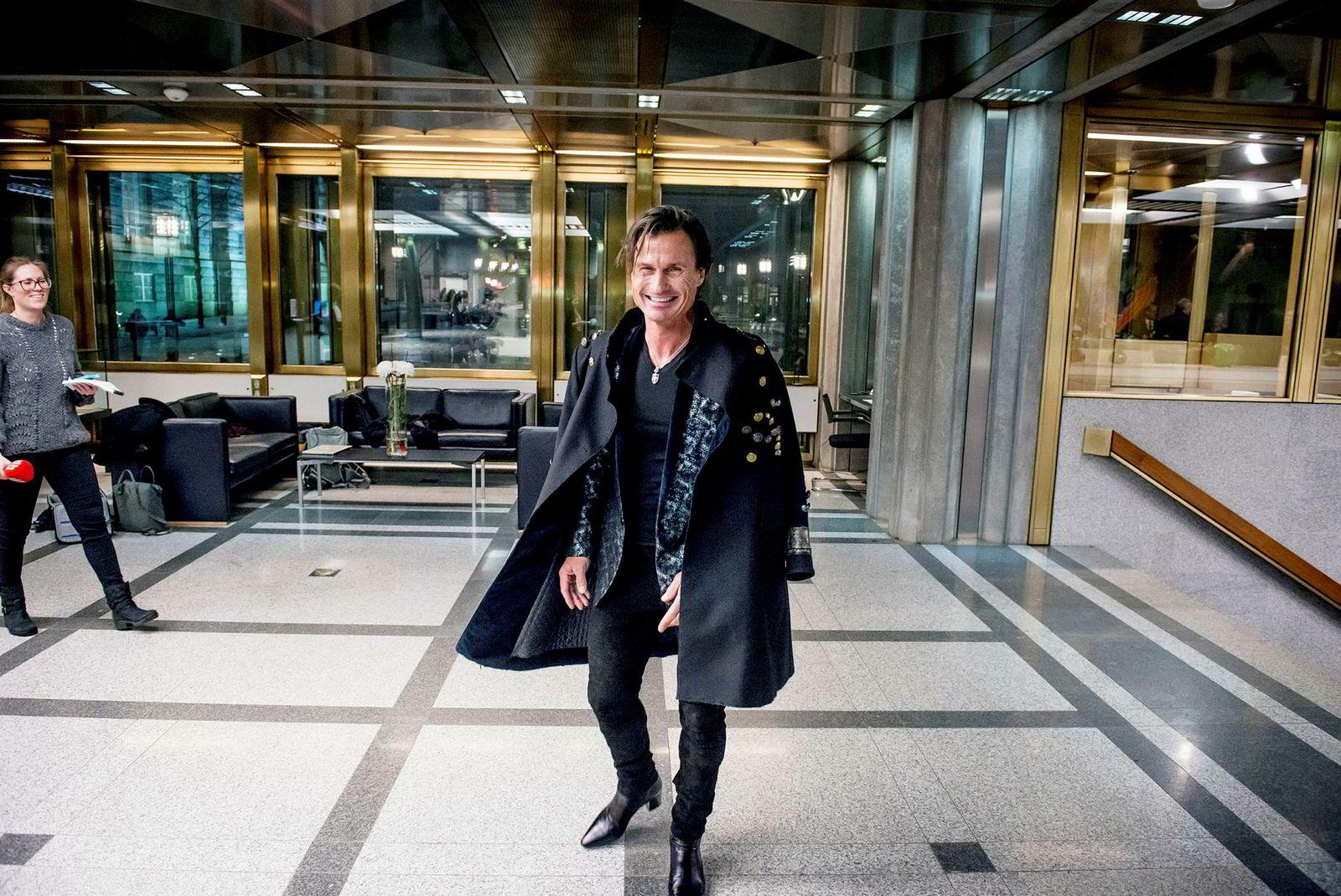 Petter Stordalen, her i en annen jakke.