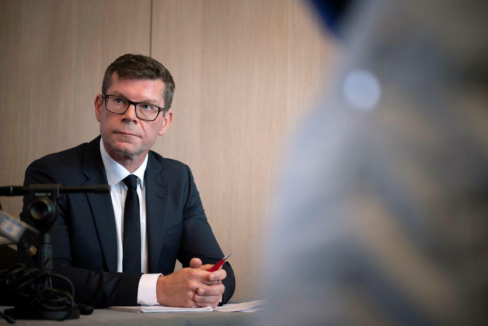 – Dette er en stor og viktig sak for norske forbrukere, sier avdelingsdirektør Gjermund Nese i Konkurransetilsynet.