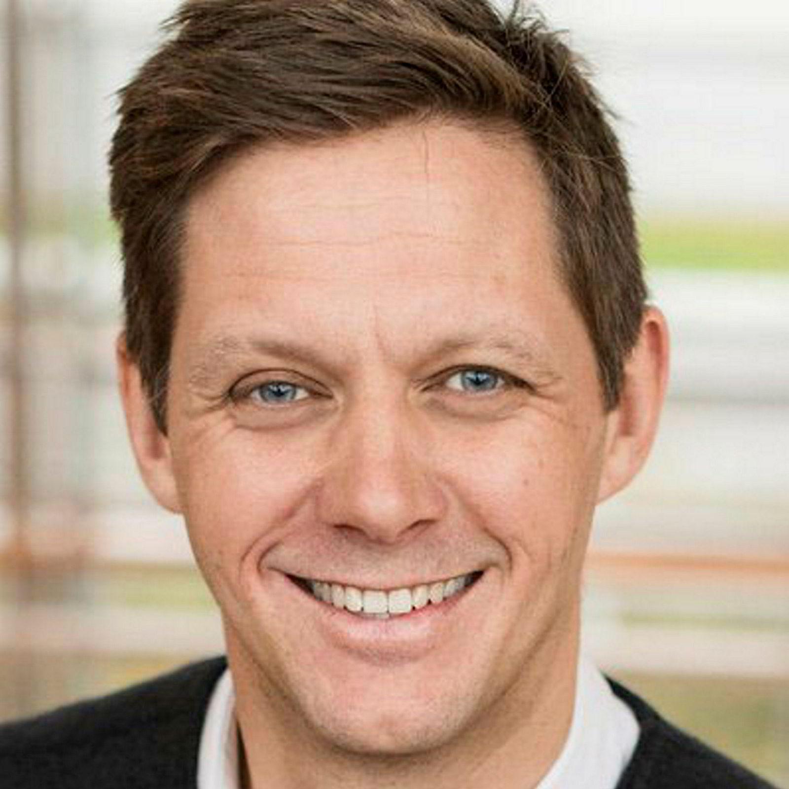 Sven Størmer Thaulow har erfaring fra Telenor og Cisco.