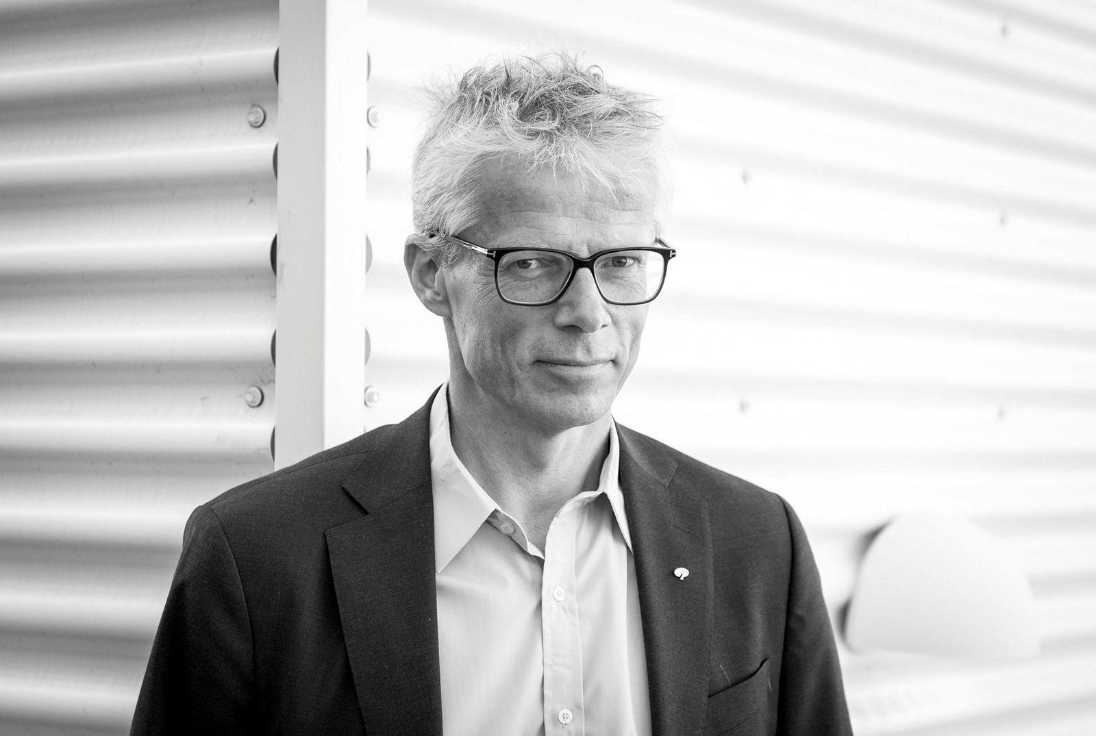 Hans Christian Holte, skattedirektør, leder for OECDs Forum on Tax Administration