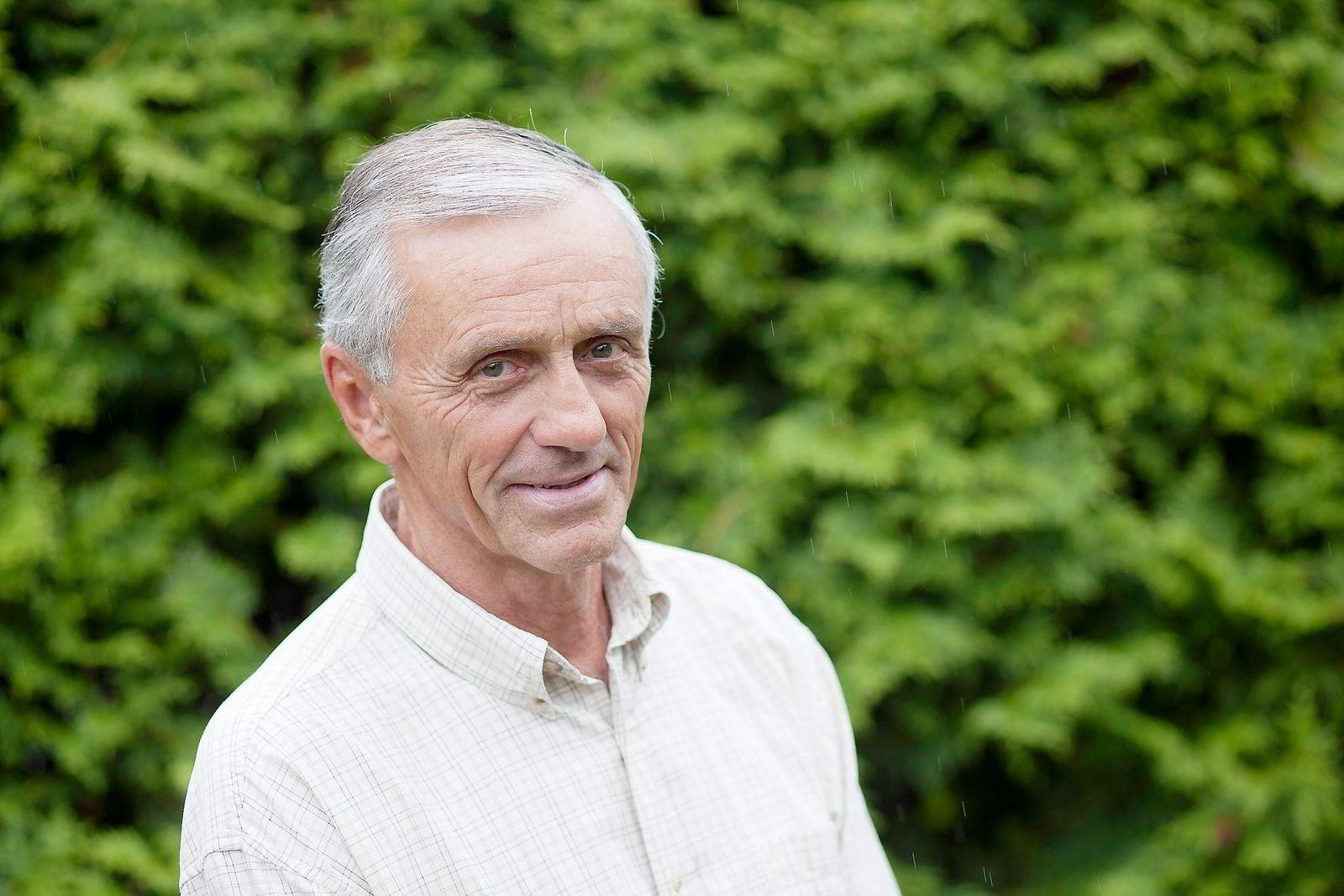 Det samme gjør tidligere Aker Kværner-sjef Inge K. Hansen (70)...