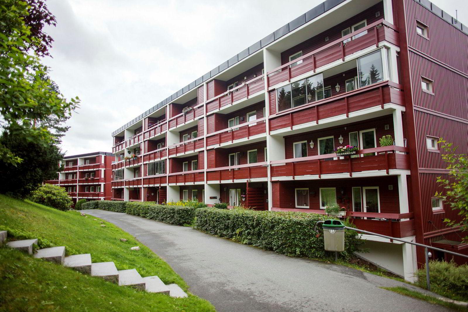 Therese Johaug selger nå sin leilighet i Olaf Bulls vei 3a i Oslo.
