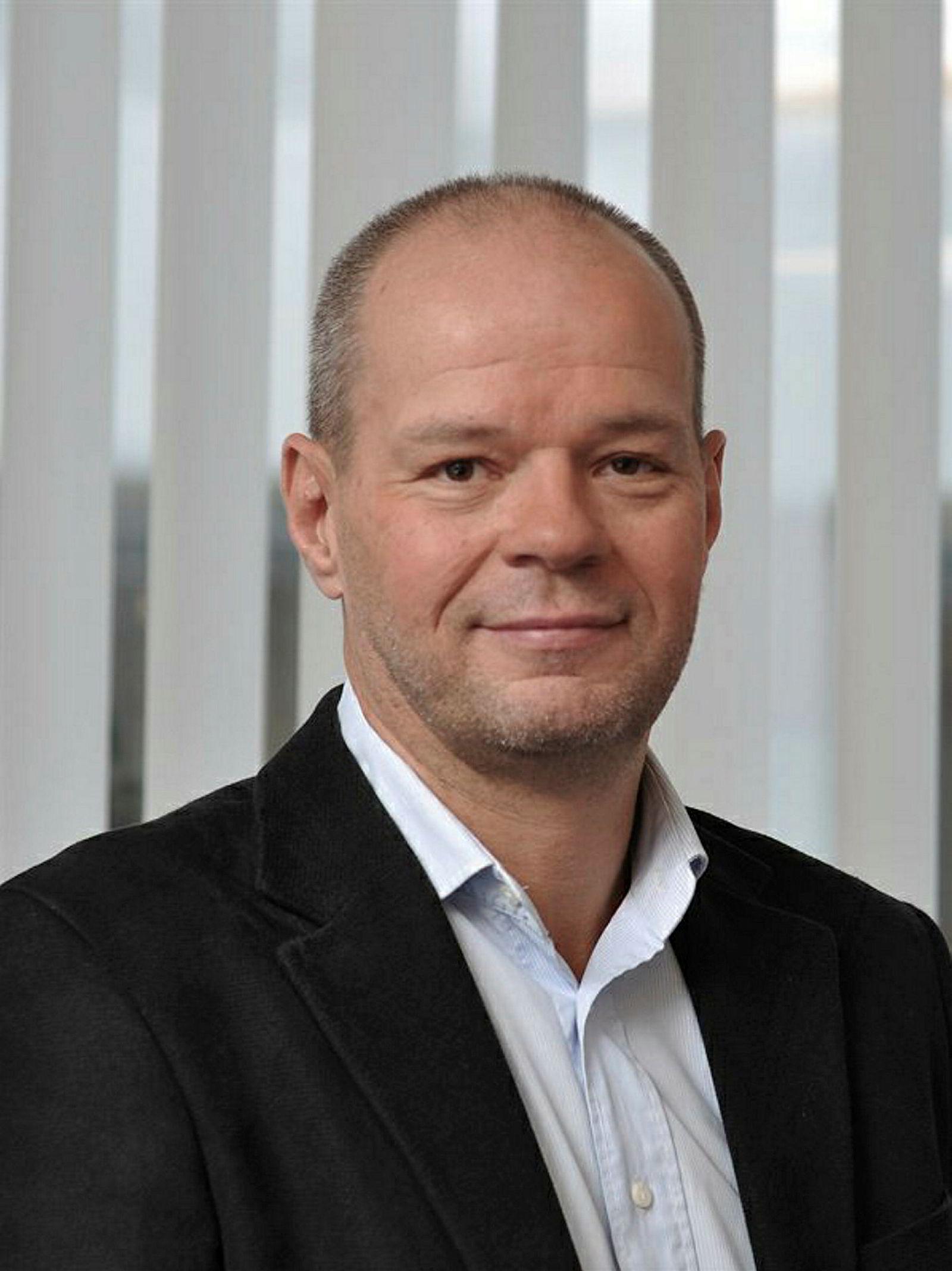 Teknologidirektør Morten Brurberg i Visma Consulting