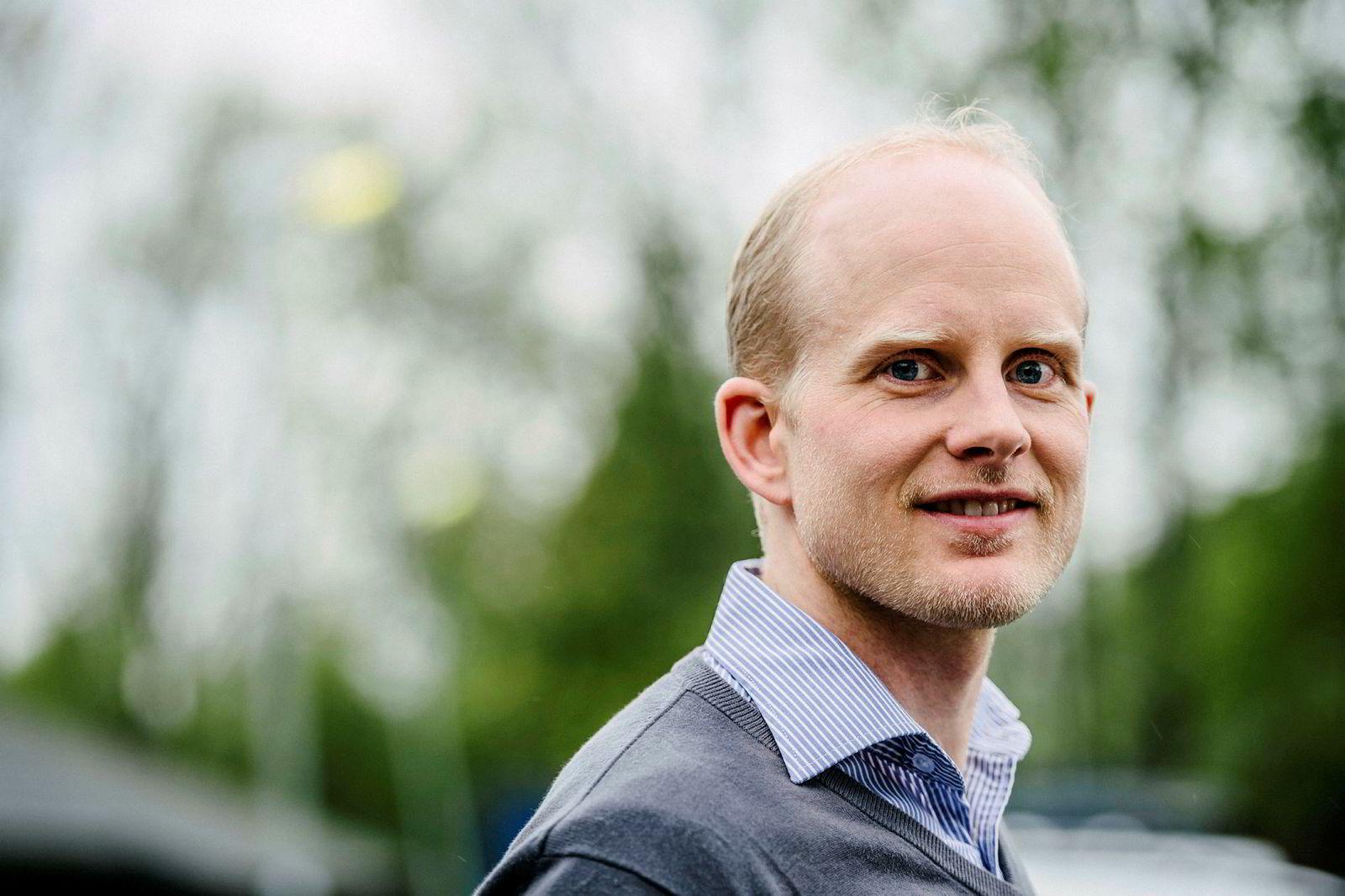 Øyvind Sandbakk jobber som toppidrettsforsker ved NTNU.