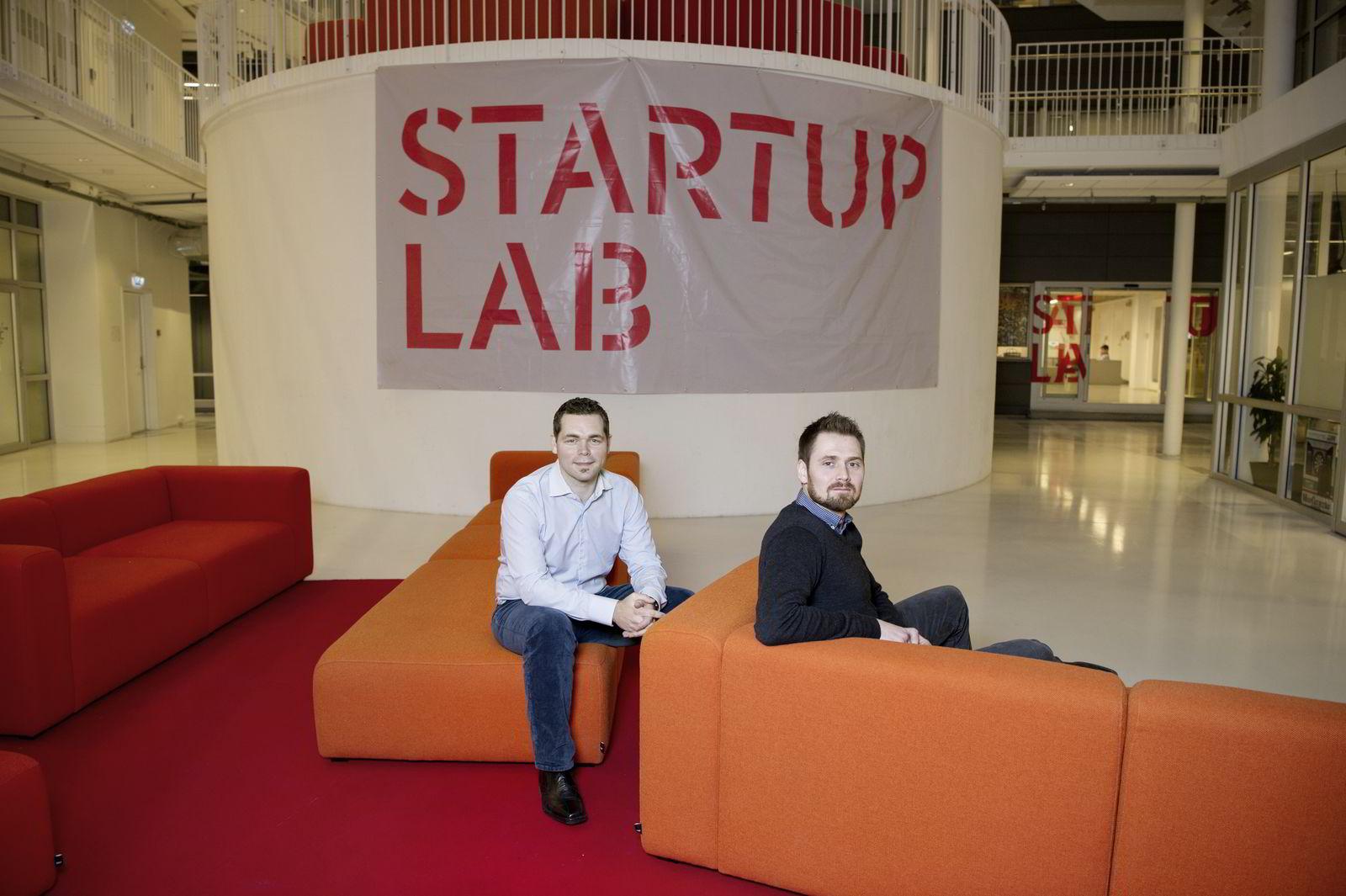 Ardoq holder til hos Startup Lab i Forskningsparken i Oslo. Selskapet blir det første som nå selges videre fra oppstartsfondet Founders Fund, som har utspring fra samme sted.