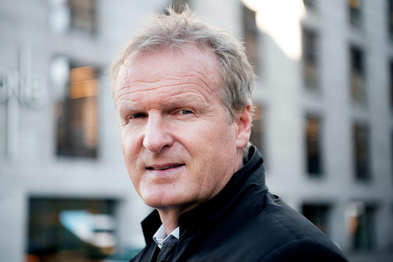 Administrerende direktør Haakon Dyrnes i Komplett Mobil.
